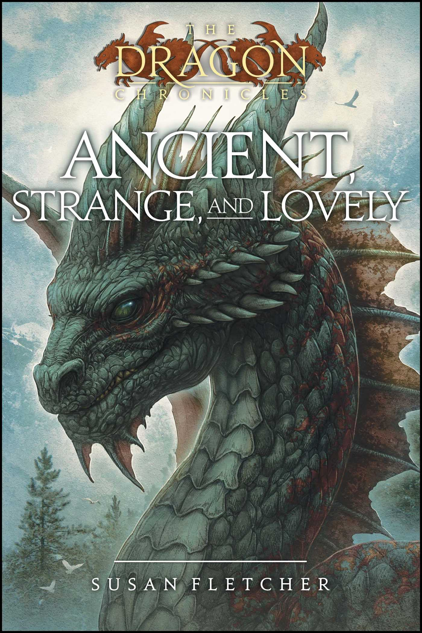Ancient strange and lovely 9781416957874 hr