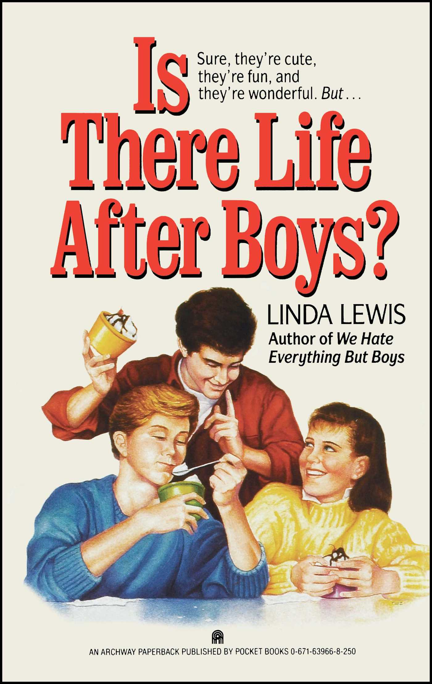 Is there life after boys 9781416961437 hr