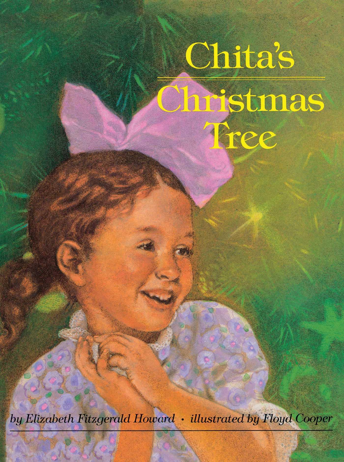 chitas christmas tree 9781416961567 hr - Fitzgerald Christmas