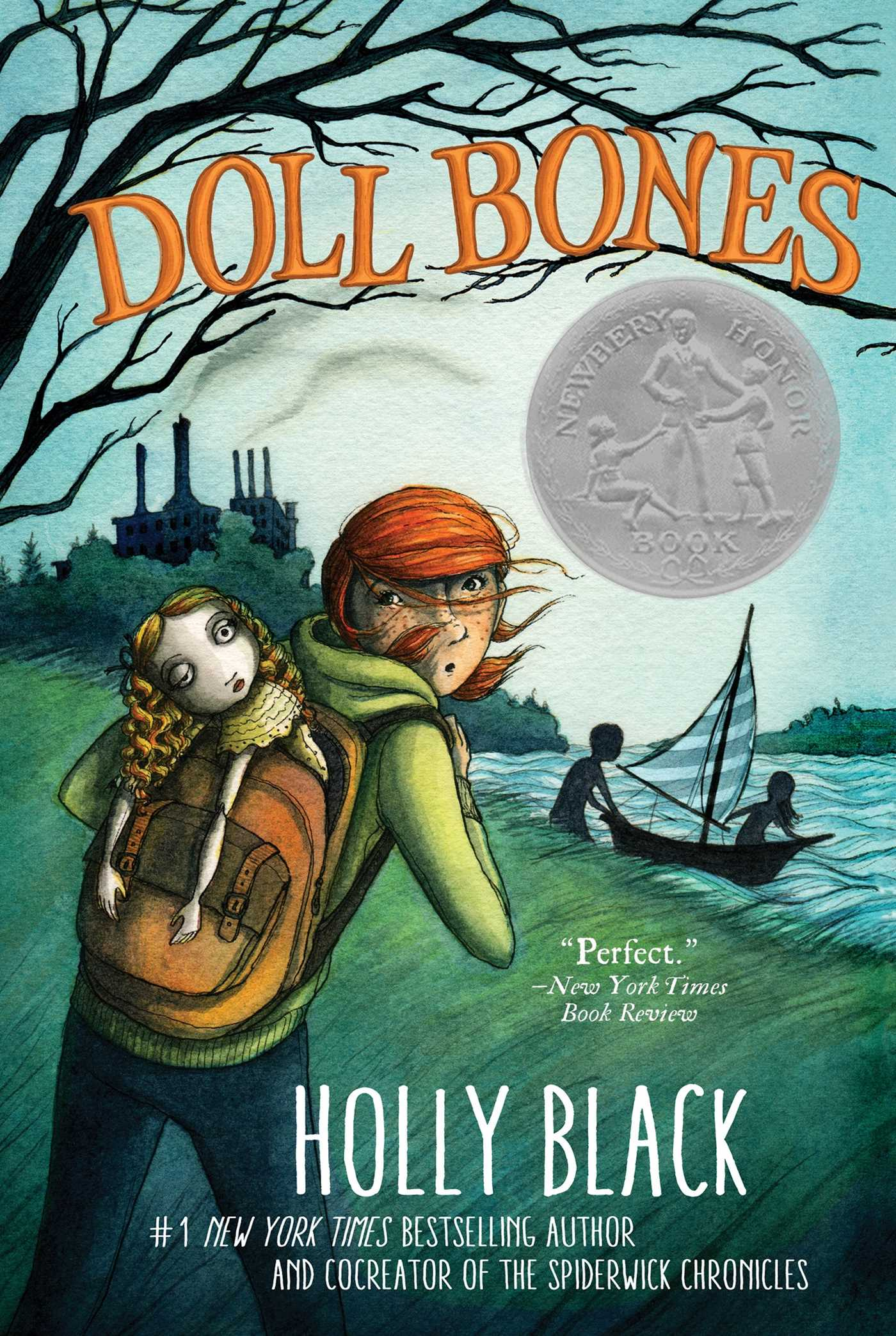 Doll Bones Book By Holly Black Eliza Wheeler Official Publisher
