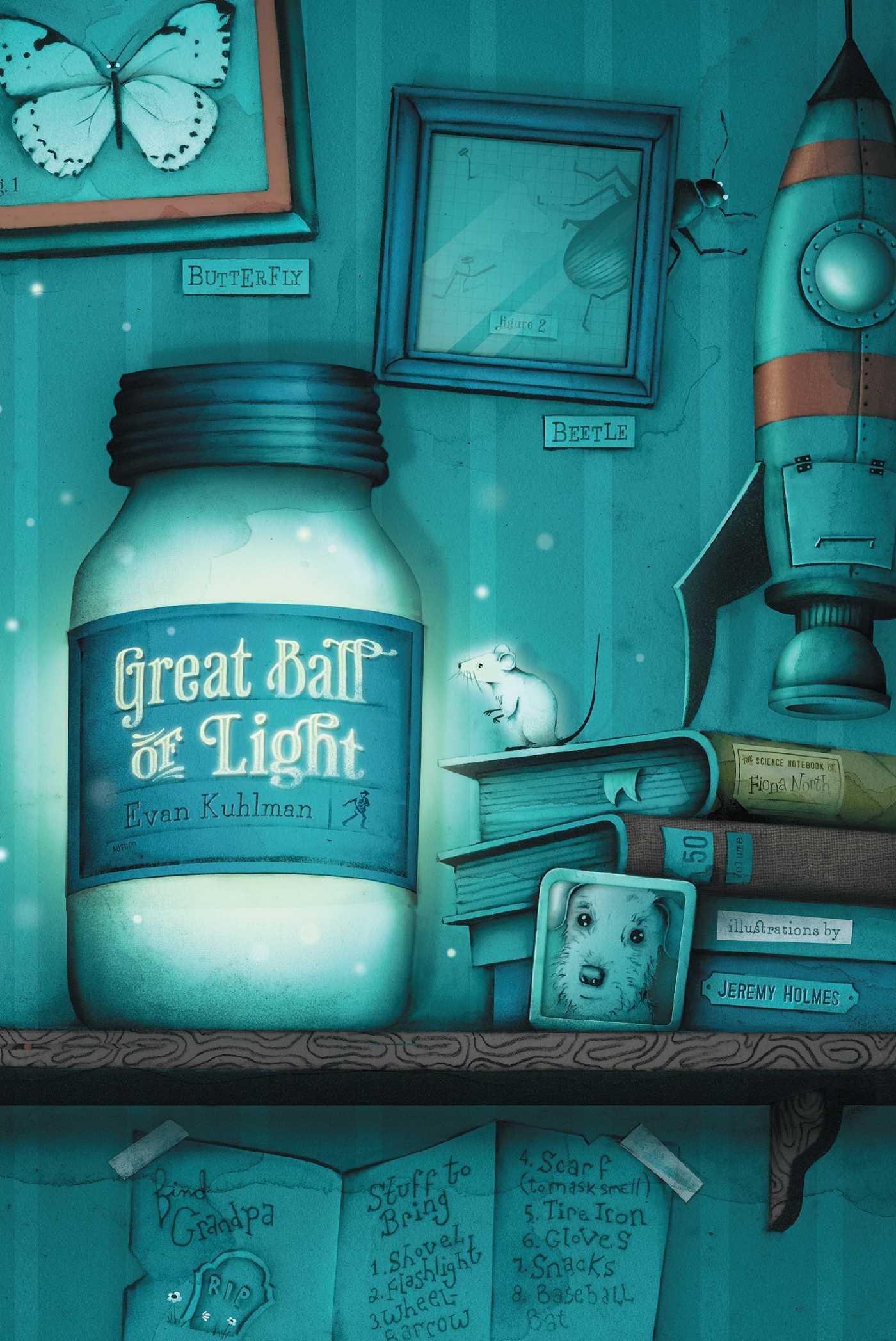 Great ball of light 9781416964629 hr