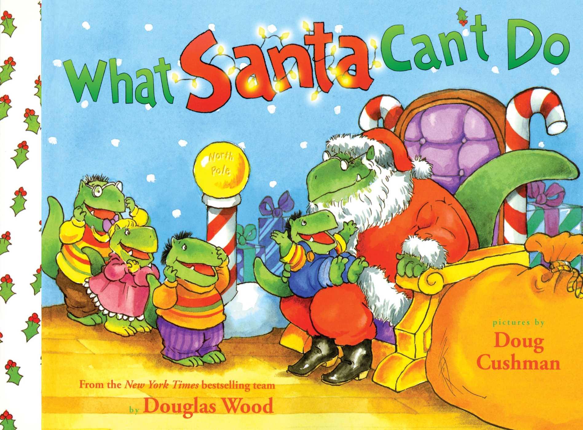 What santa cant do 9781416967477 hr