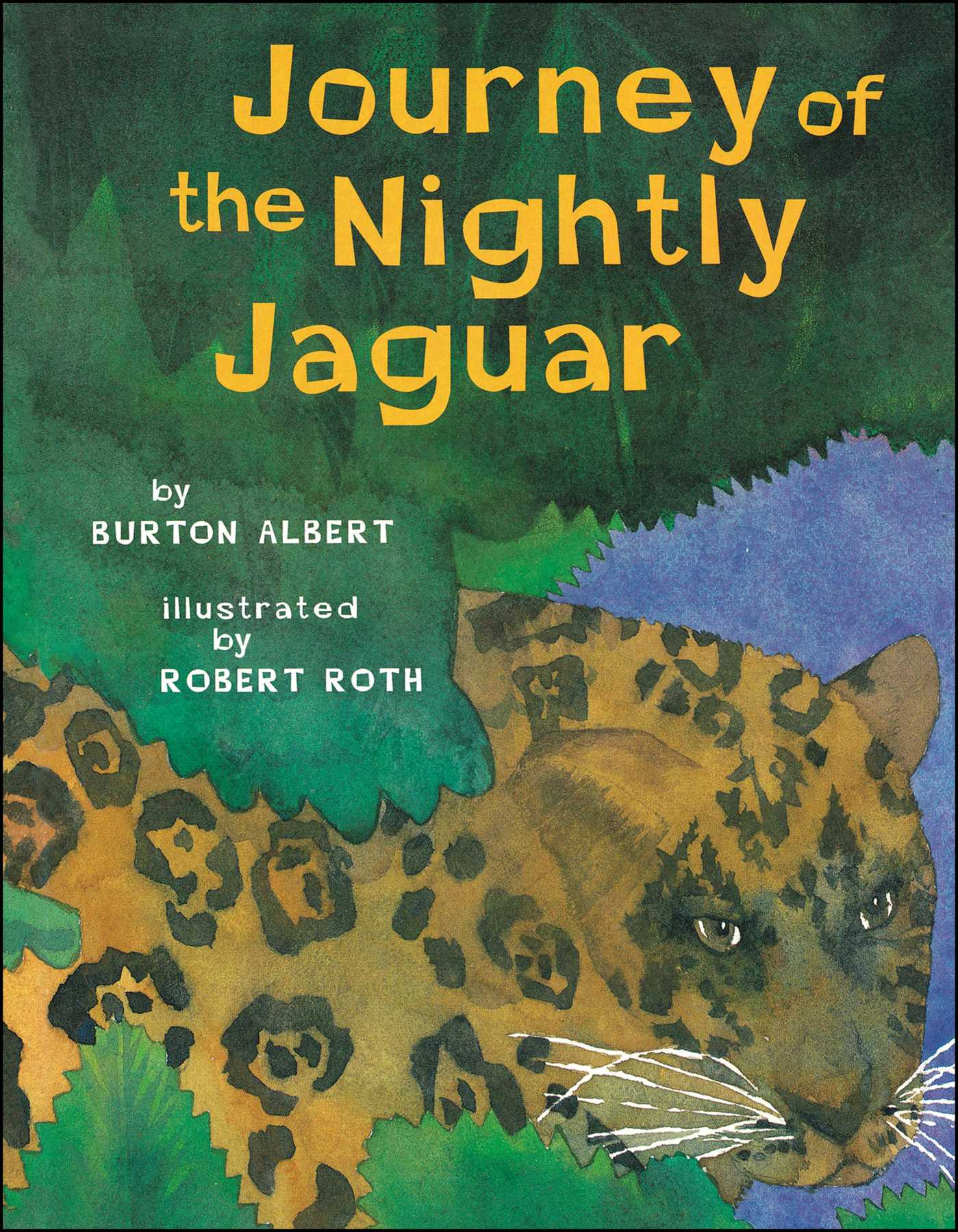 Journey of the nightly jaguar 9781416970927 hr