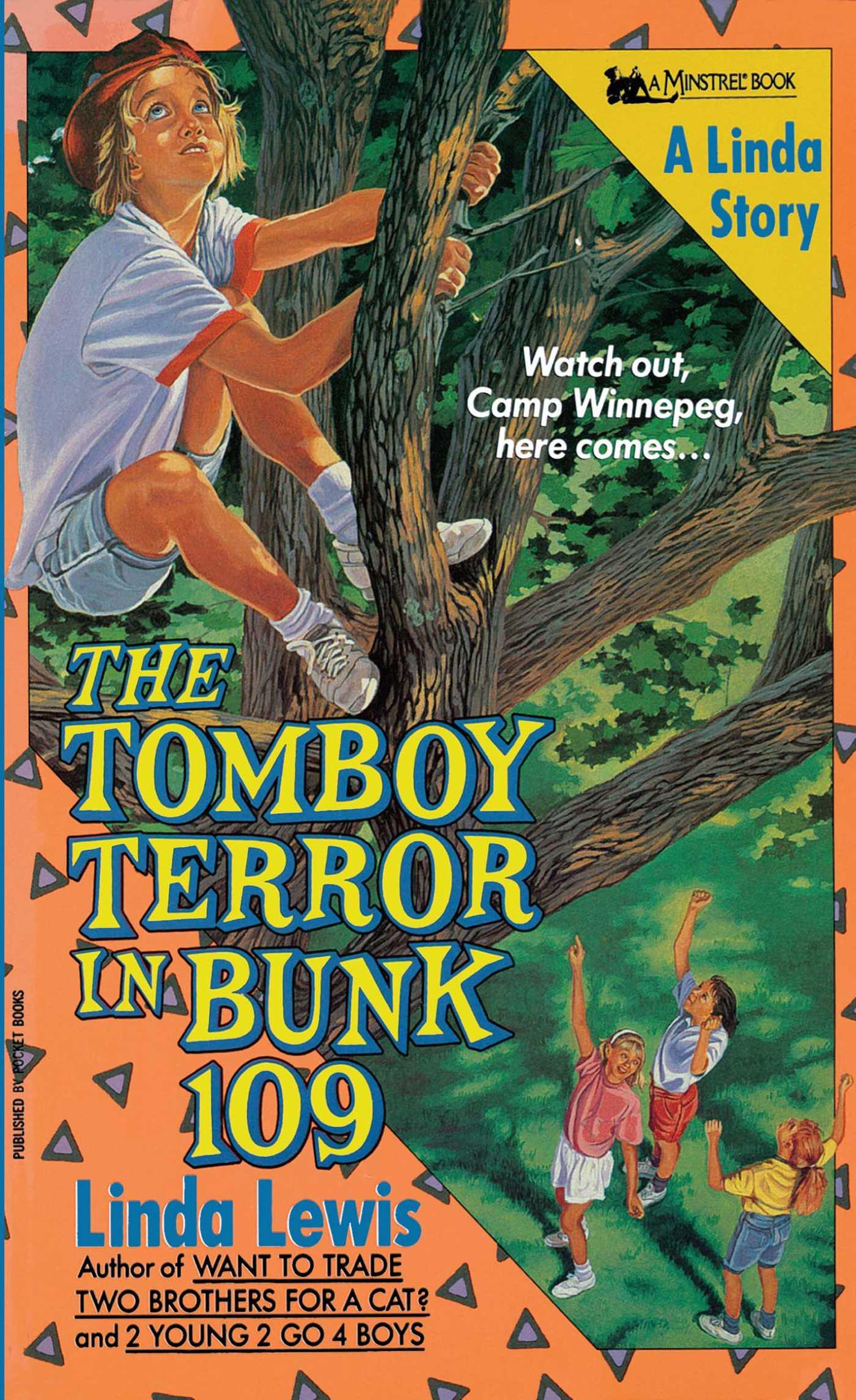 Tomboy terror in bunk 109 9781416975397 hr
