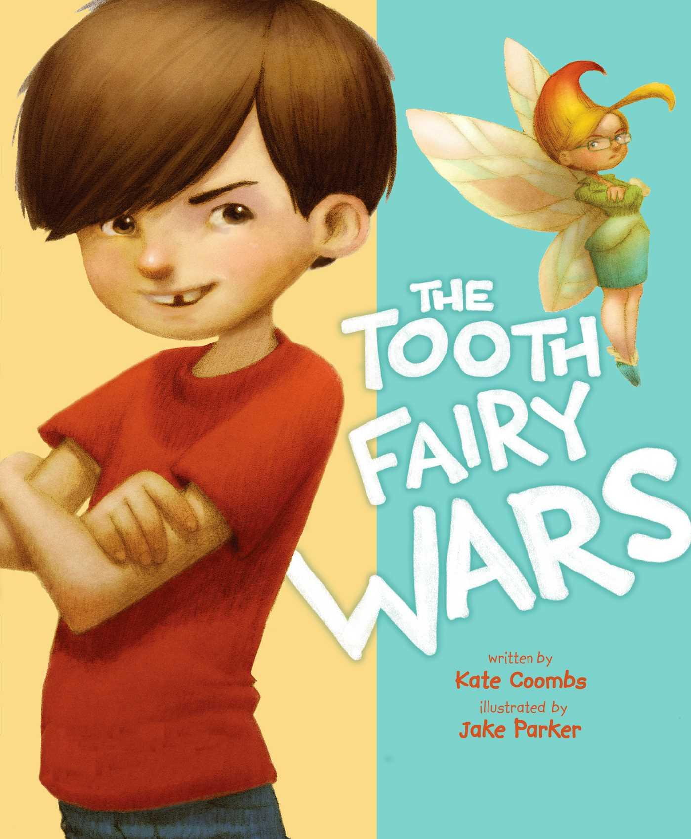 The tooth fairy wars 9781416979159 hr