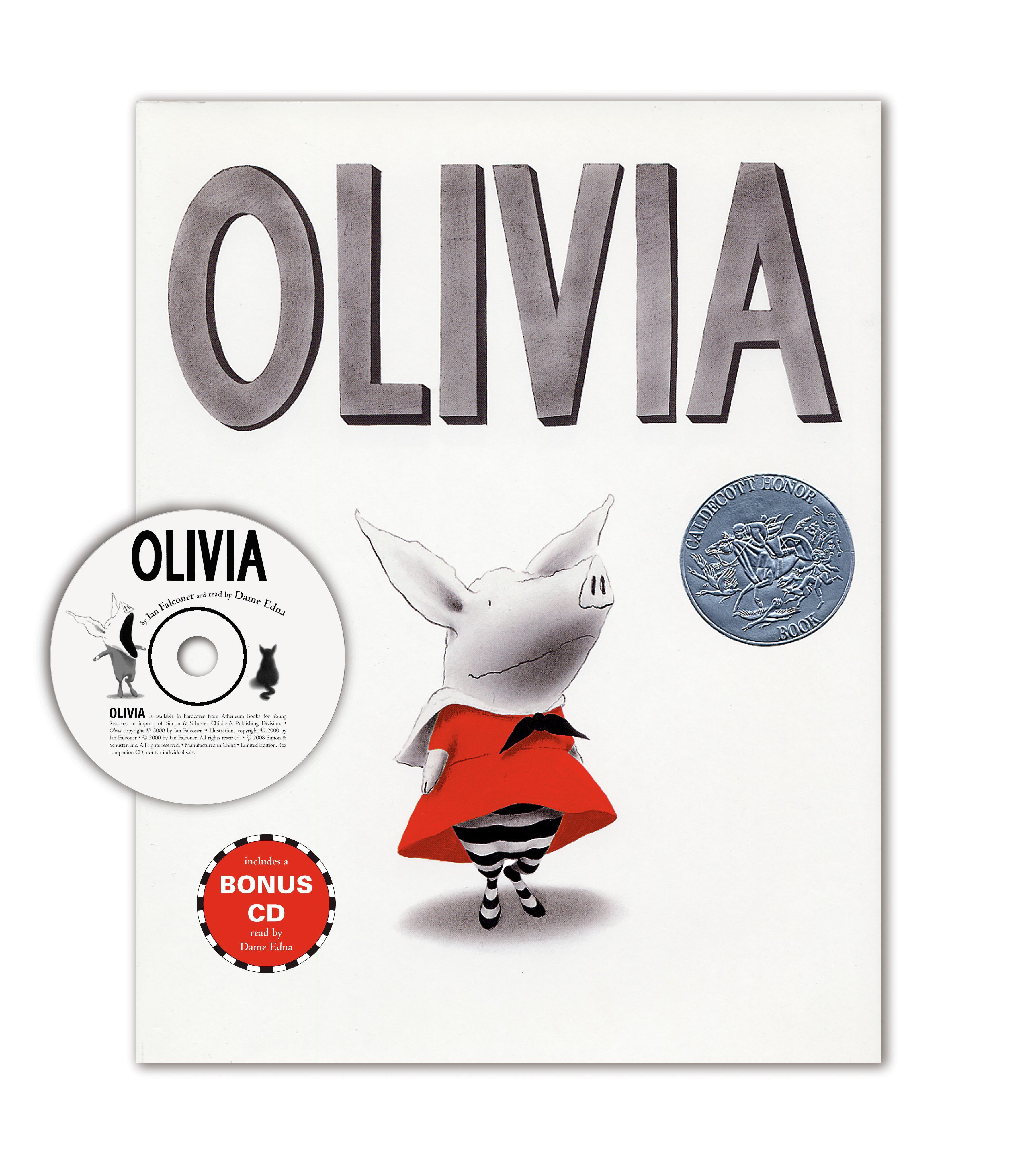 Olivia 9781416980346 hr