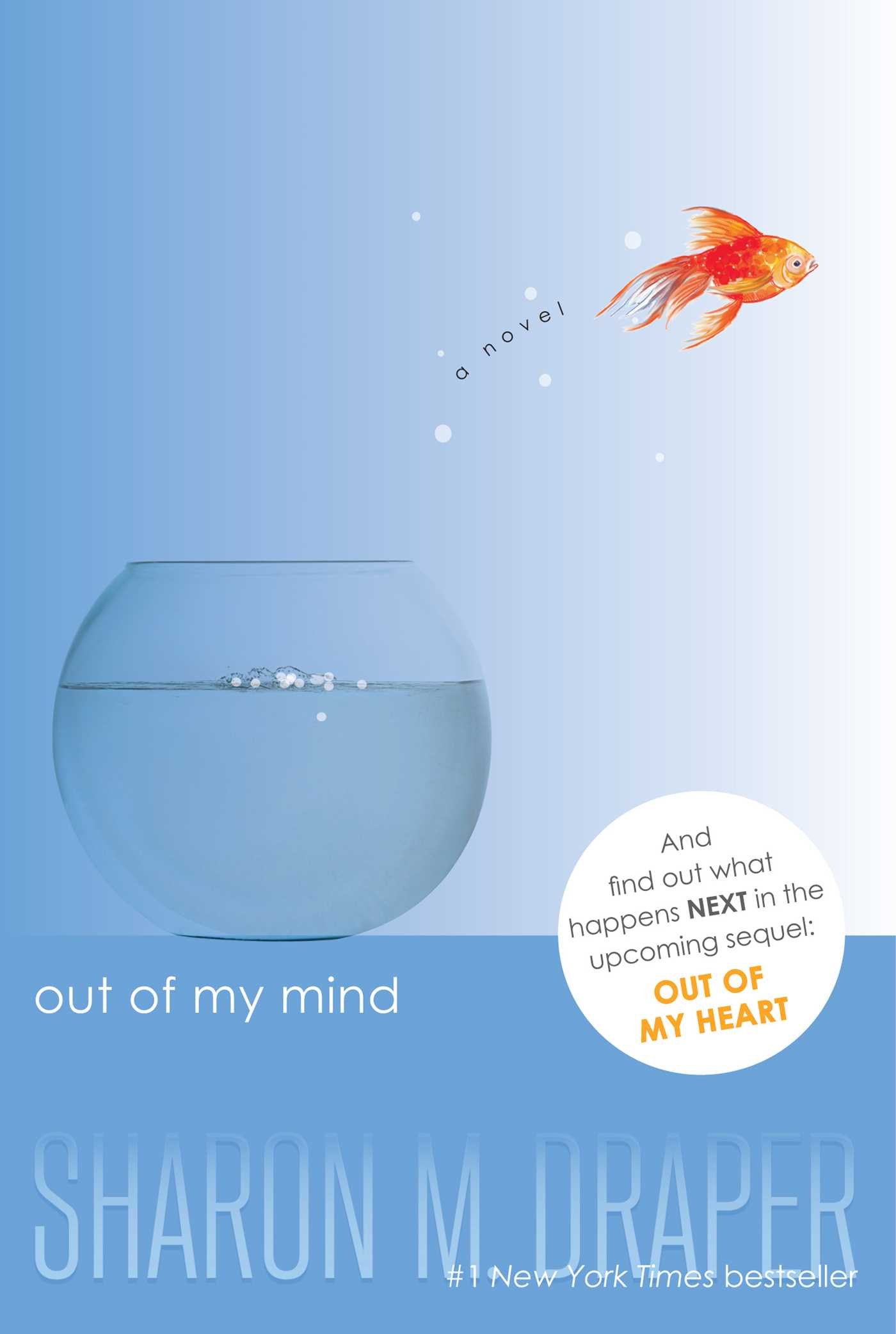 Out of my mind 9781416980452 hr