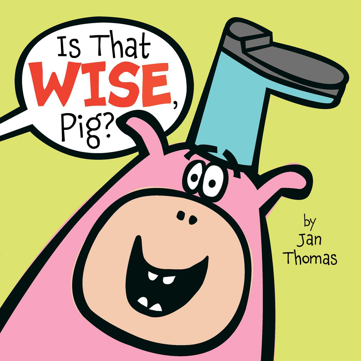 Is that wise pig 9781416985822 hr