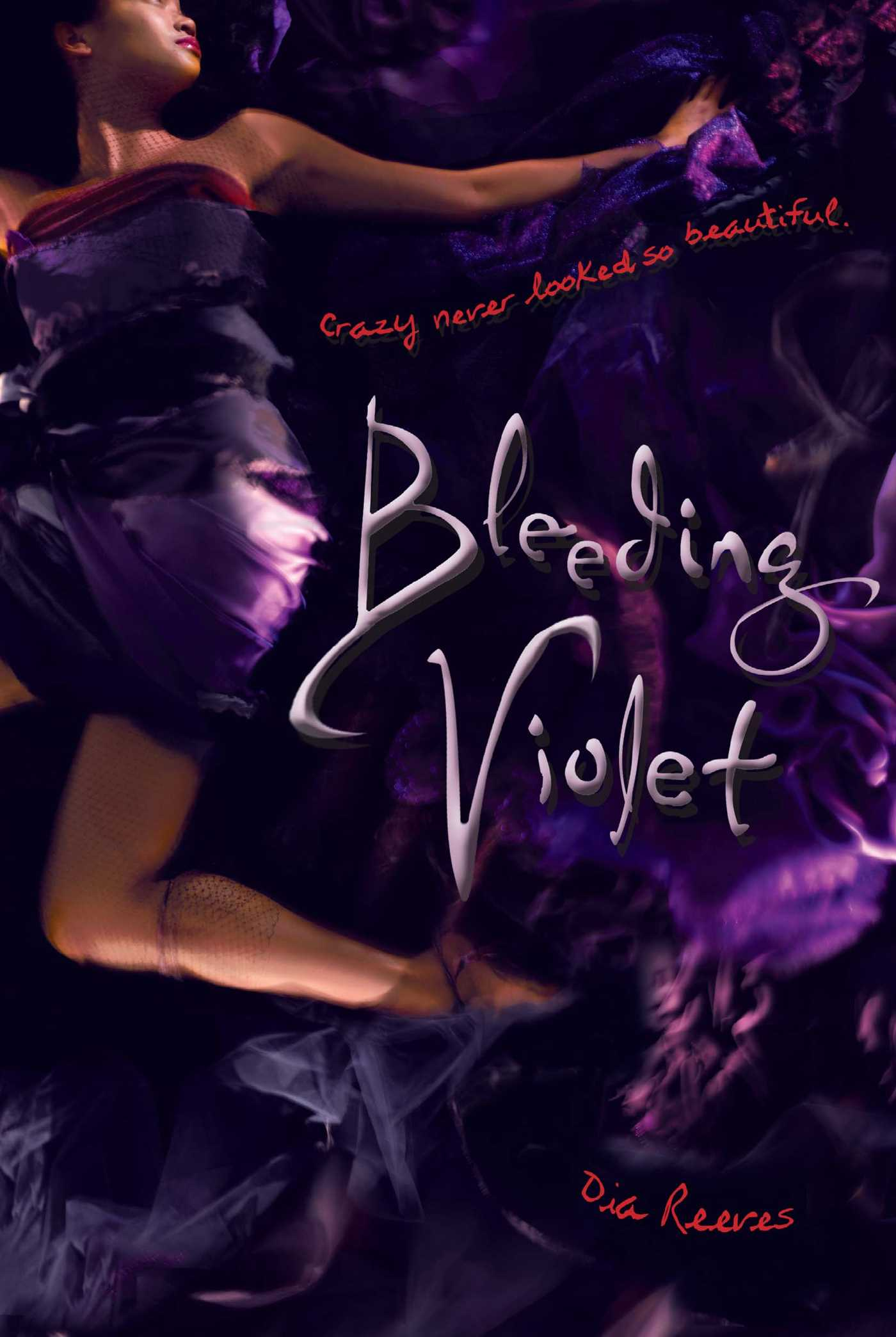 Bleeding violet 9781416986195 hr