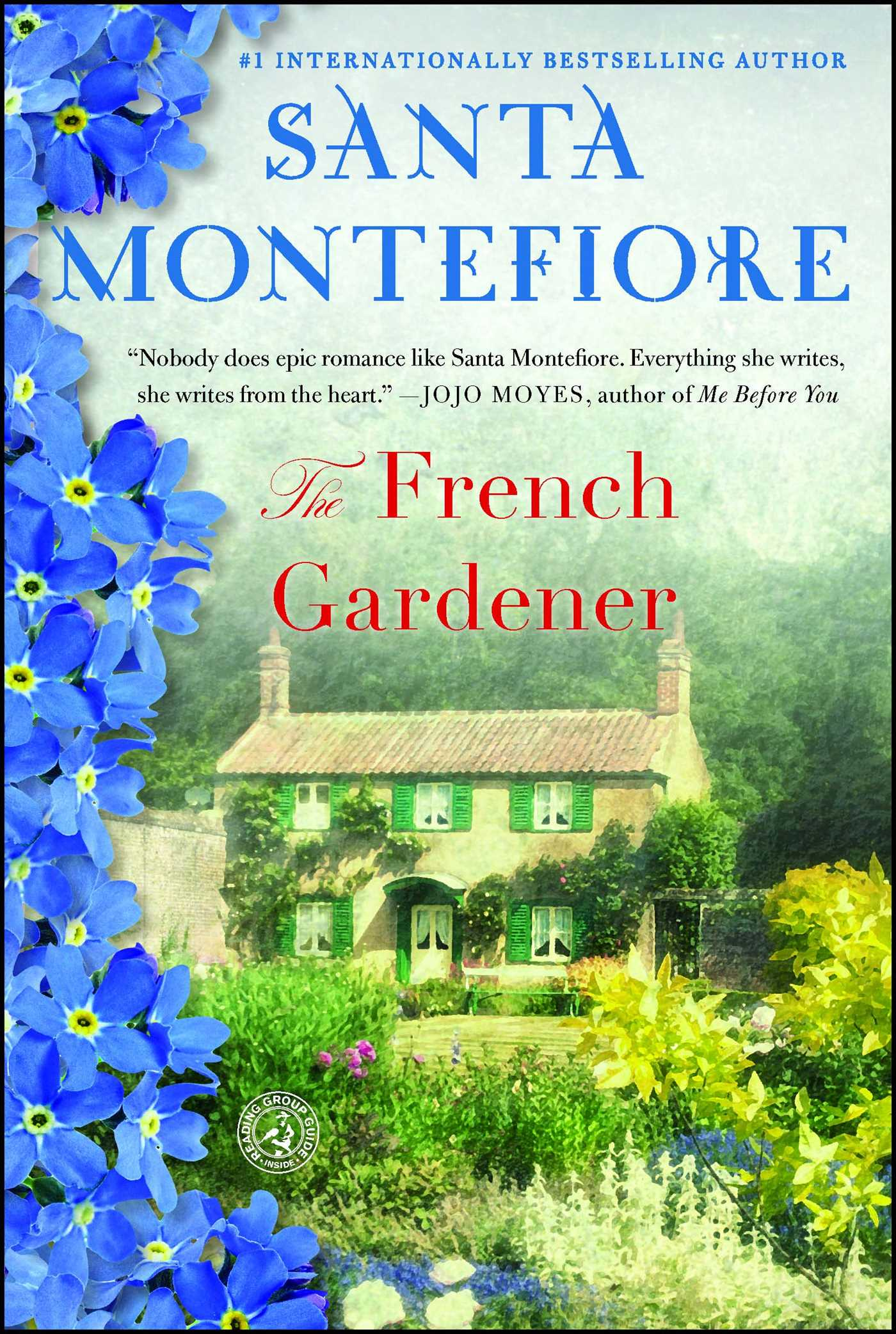 The french gardener 9781416987154 hr
