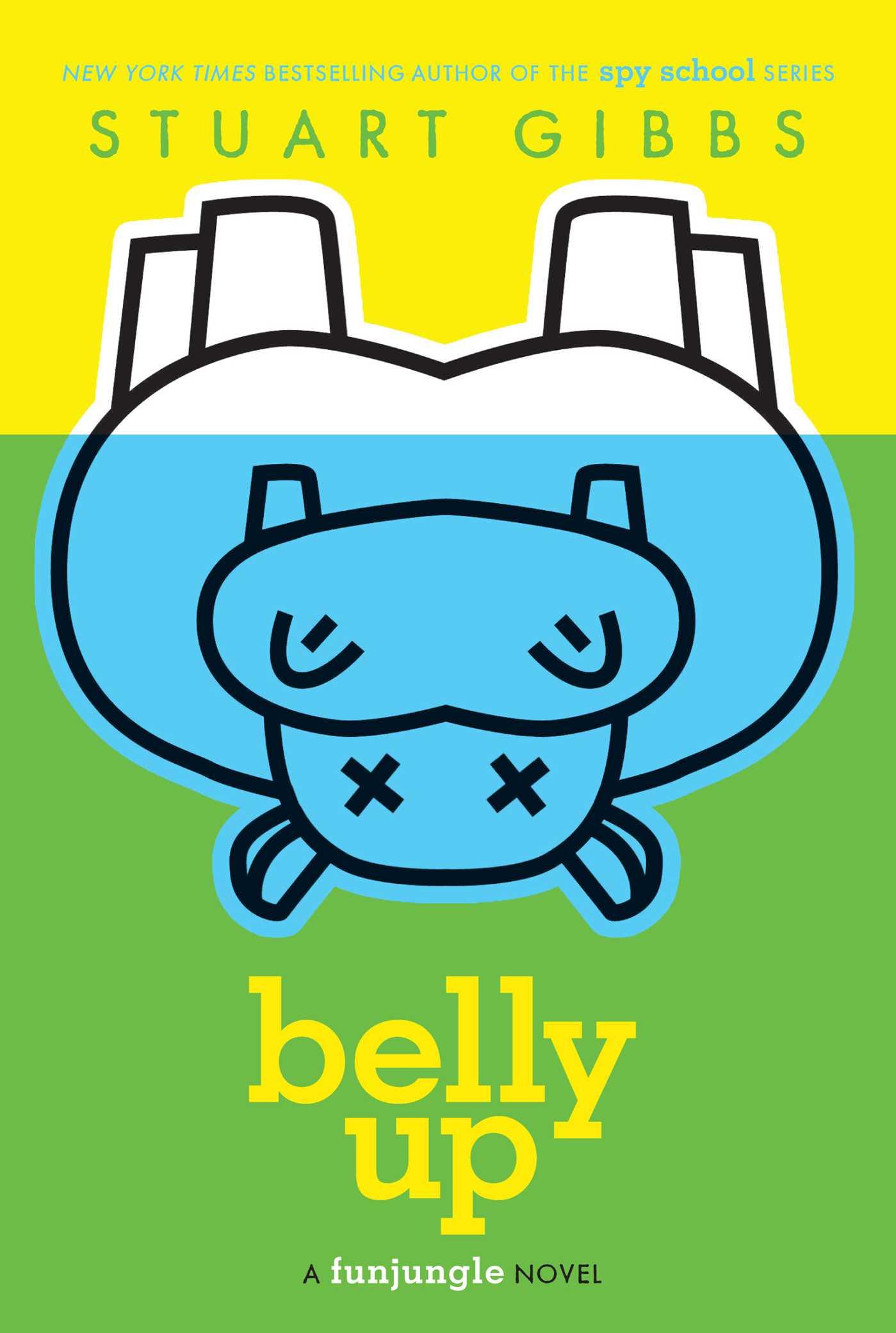 Belly up 9781416987321 hr