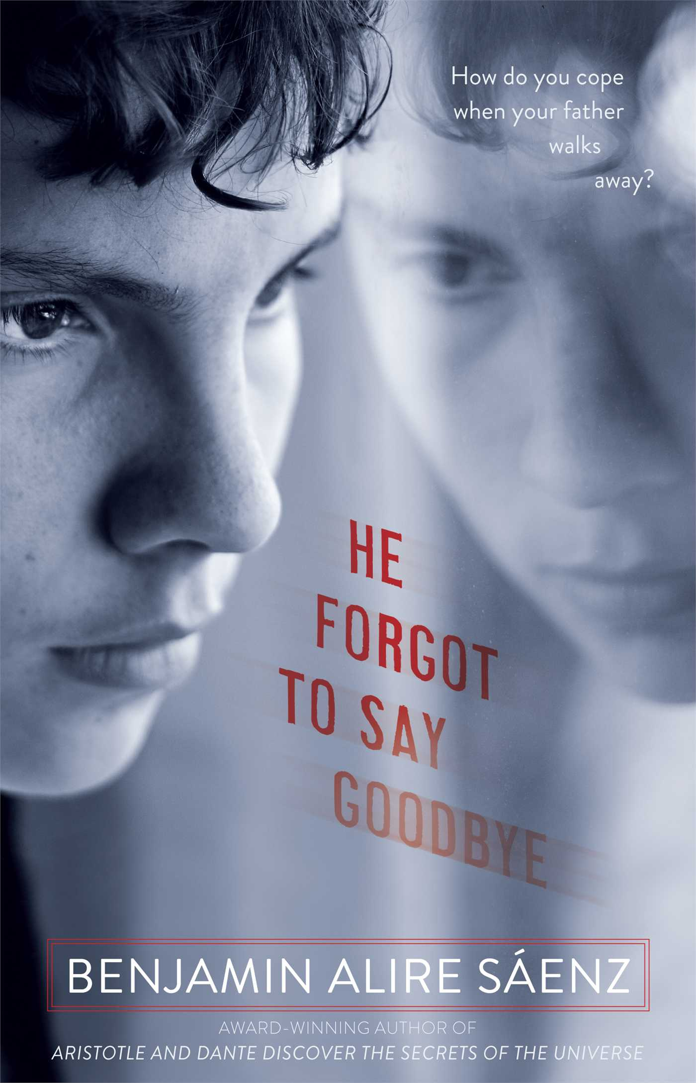 He forgot to say goodbye 9781416994343 hr