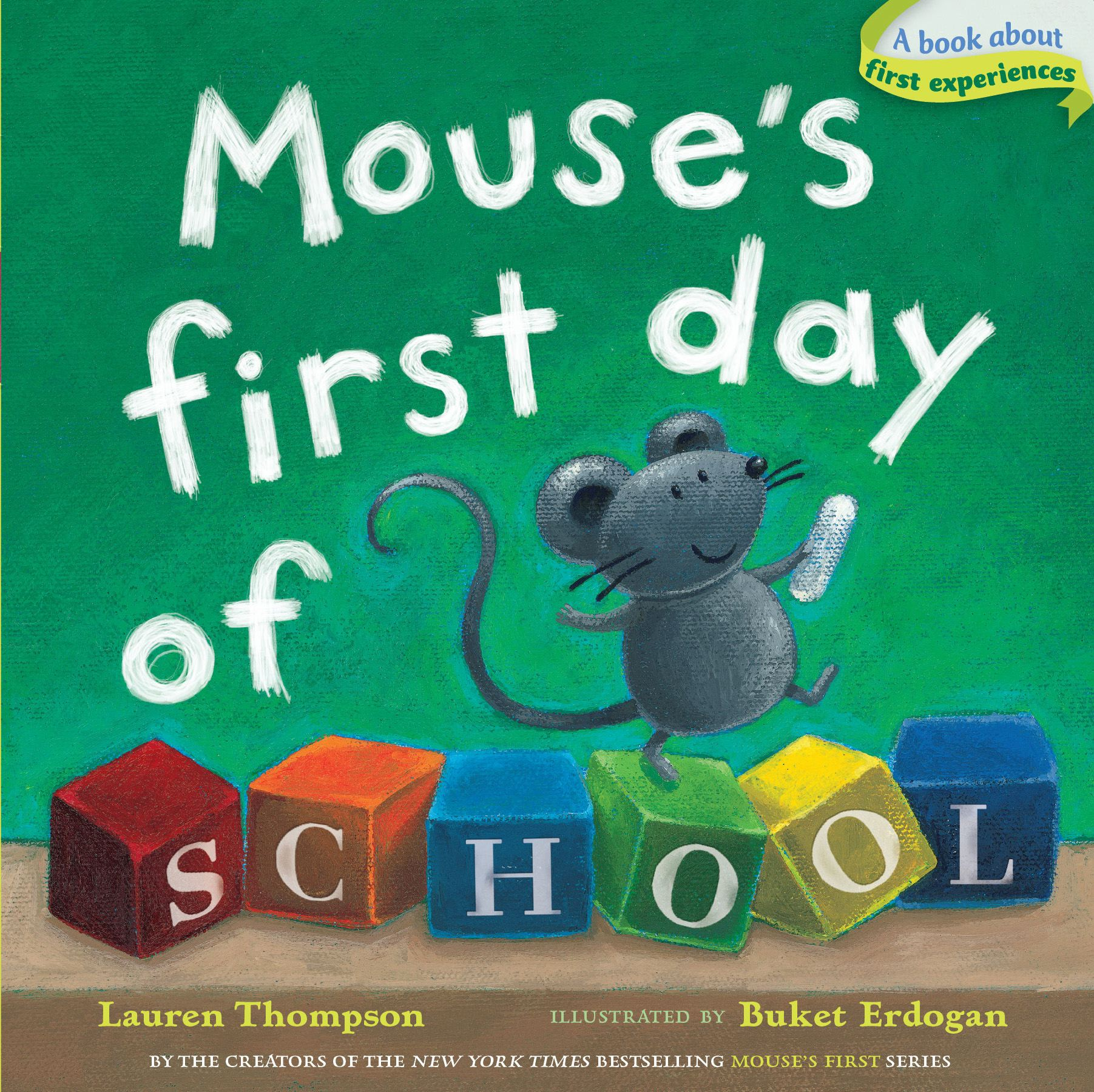 Mouses first day of school 9781416994763 hr