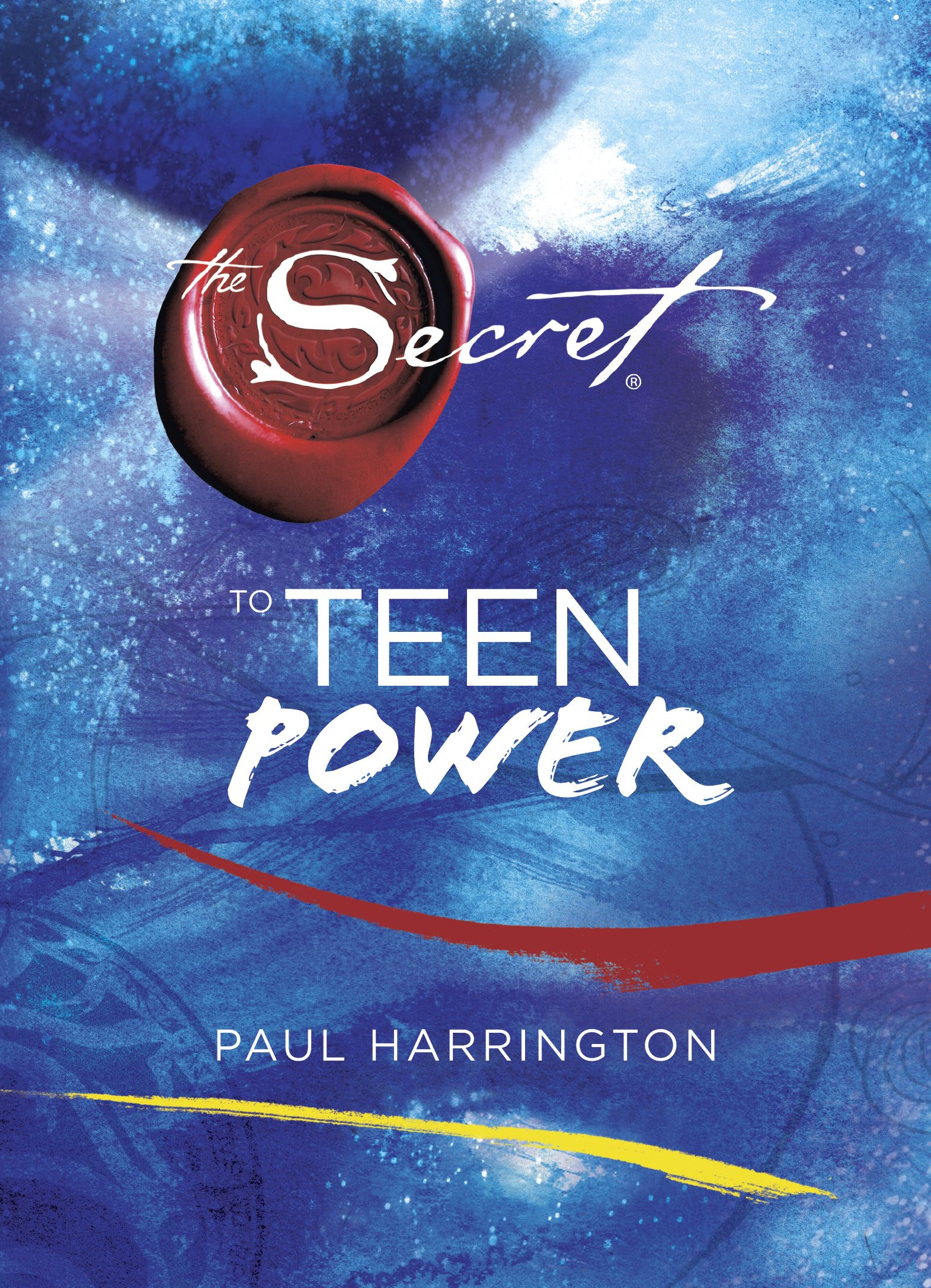 The Secret to Teen Power | Book by Paul Harrington