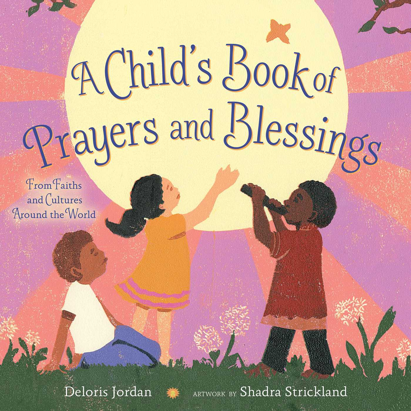 A childs book of prayers and blessings 9781416995500 hr