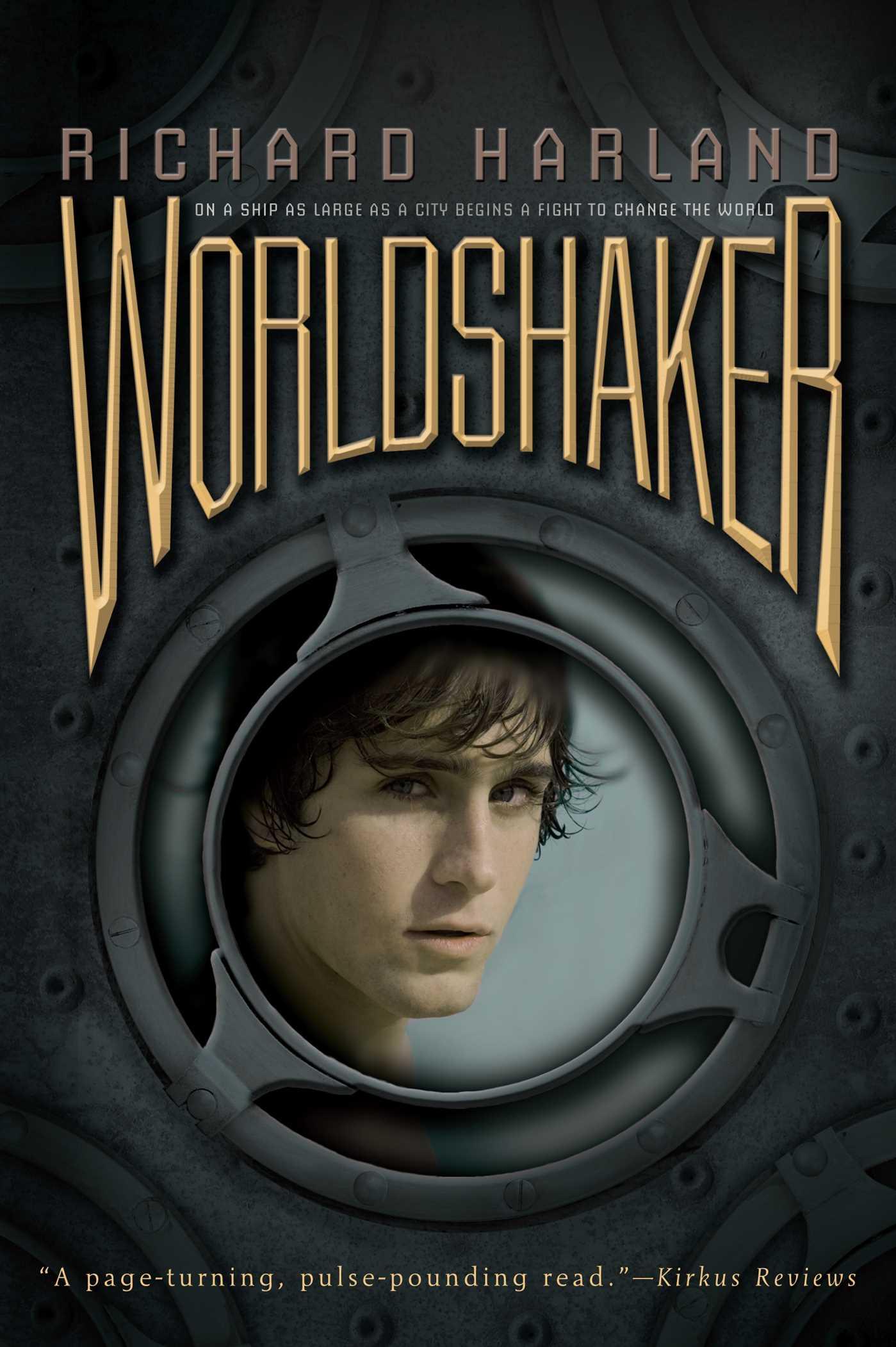 Worldshaker 9781416995548 hr