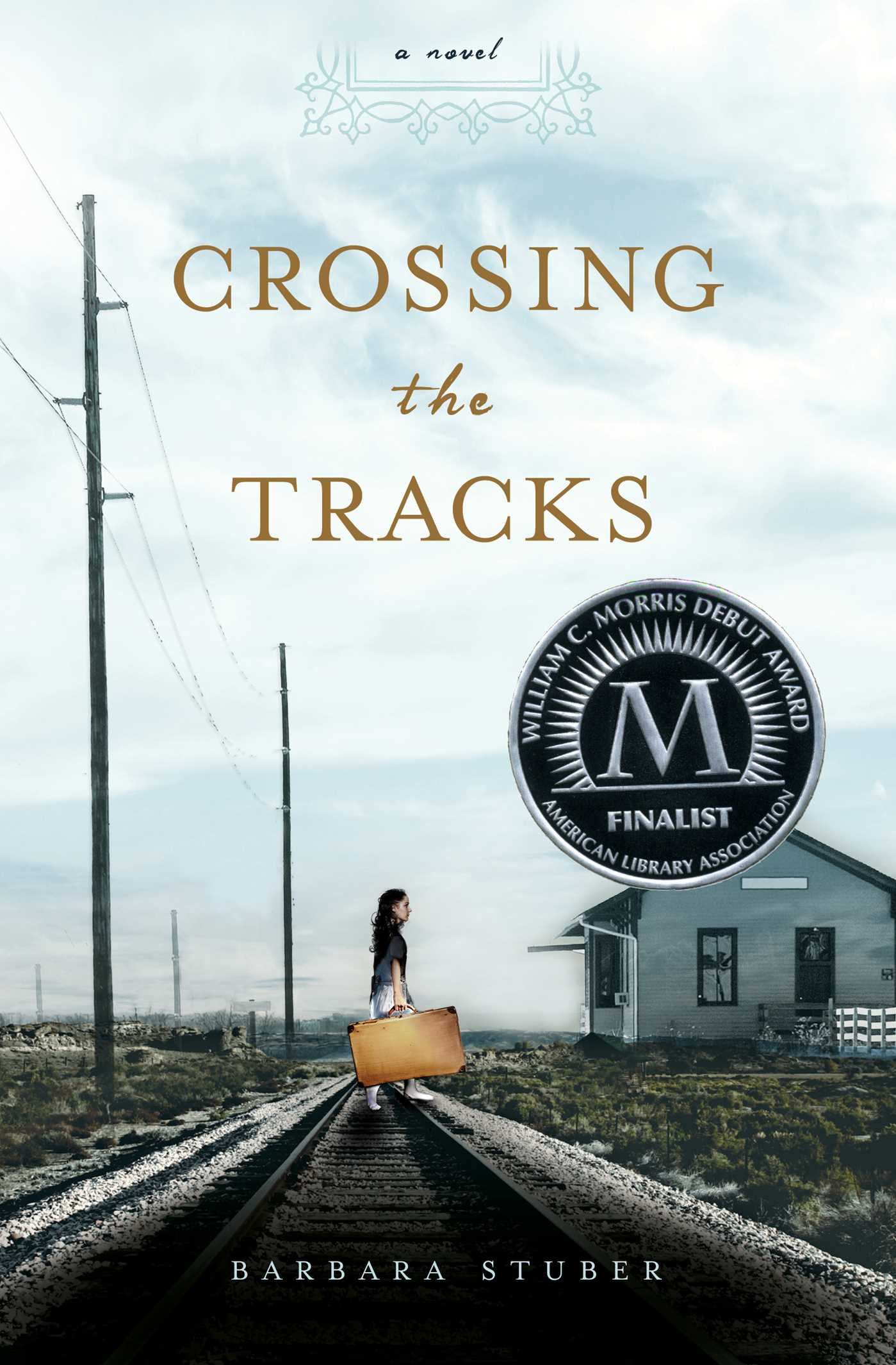 Crossing the tracks 9781416997054 hr
