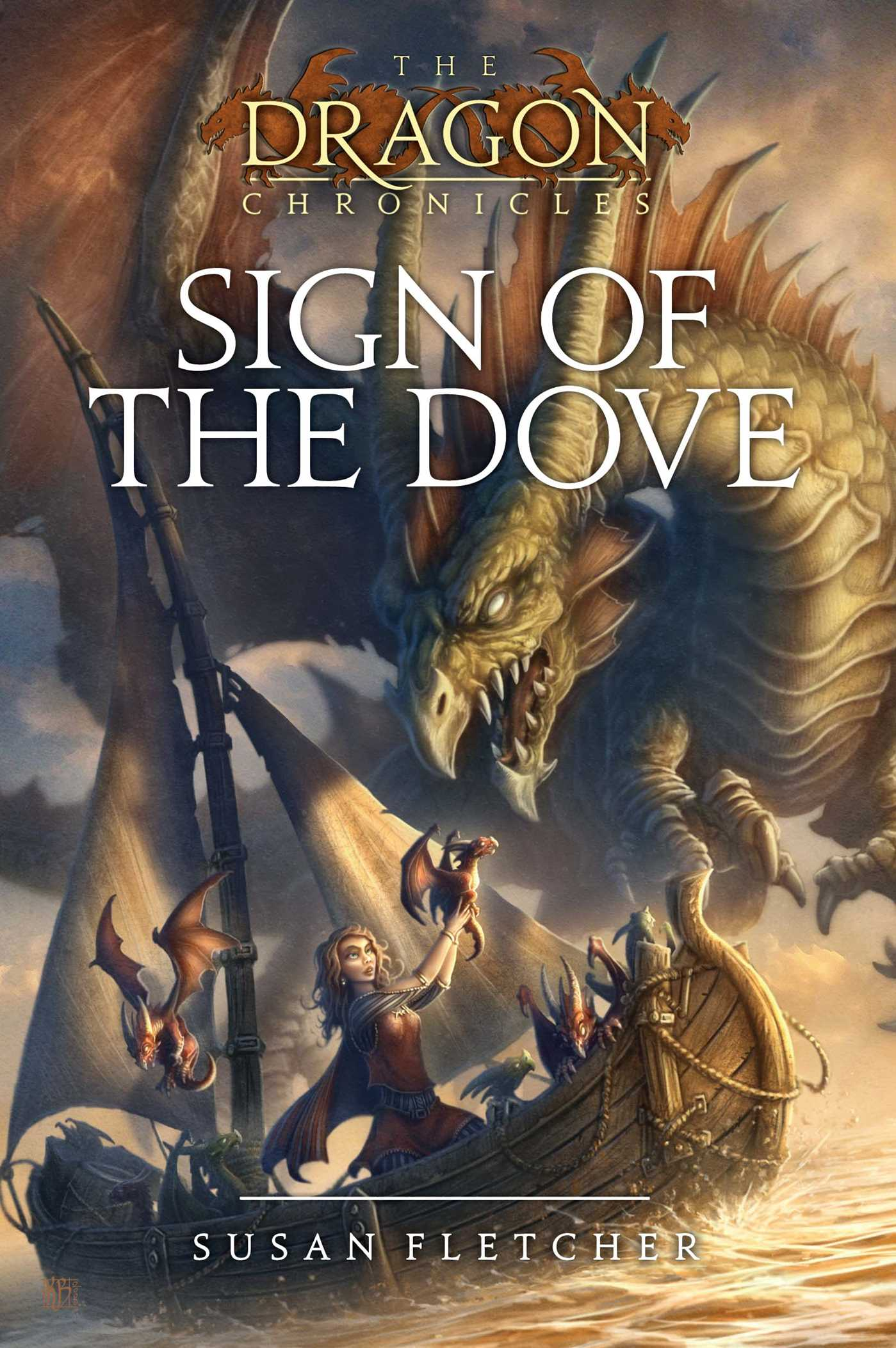Sign of the dove 9781416997146 hr