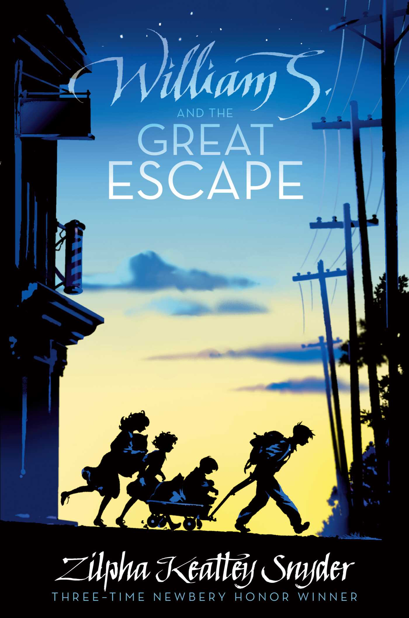 William s and the great escape 9781416997436 hr