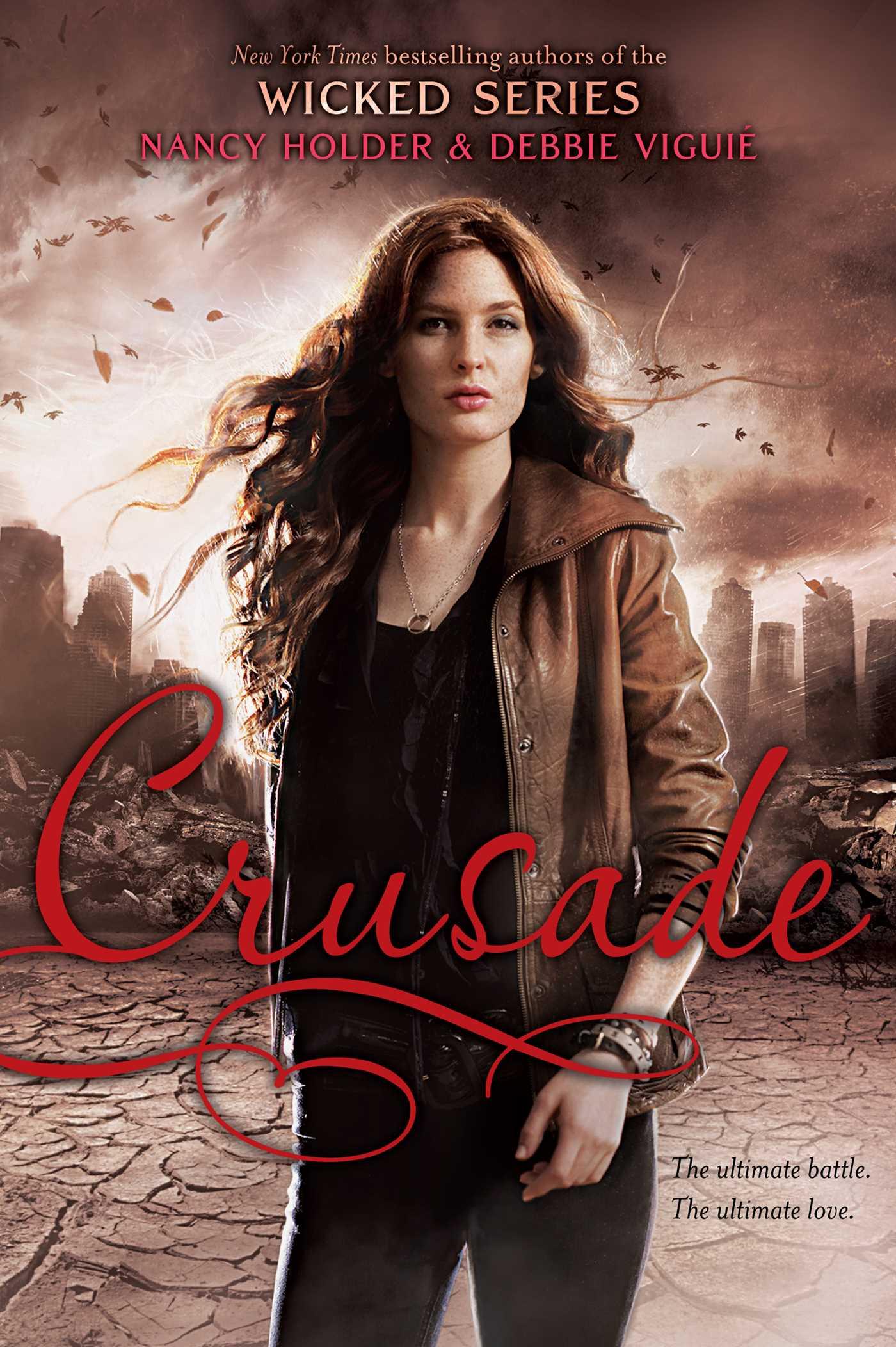 Crusade 9781416998082 hr