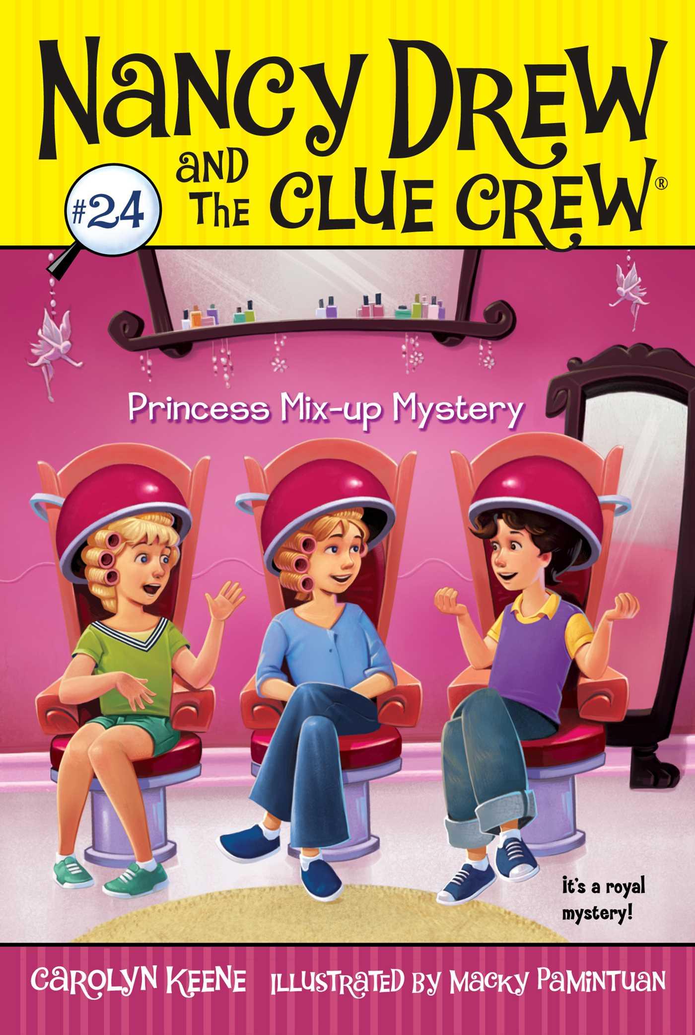 Princess mix up mystery 9781416998556 hr