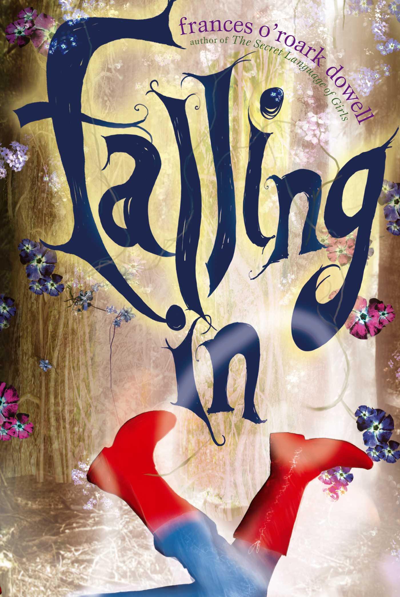 Falling in 9781416999027 hr