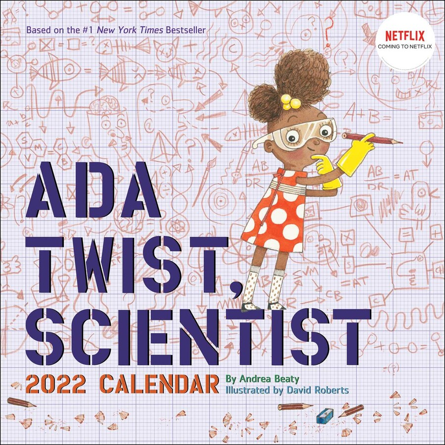 West Ada Calendar 2022.Ada Twist Scientist 2022 Wall Calendar The Questioneers Book Summary Video Official Publisher Page Simon Schuster