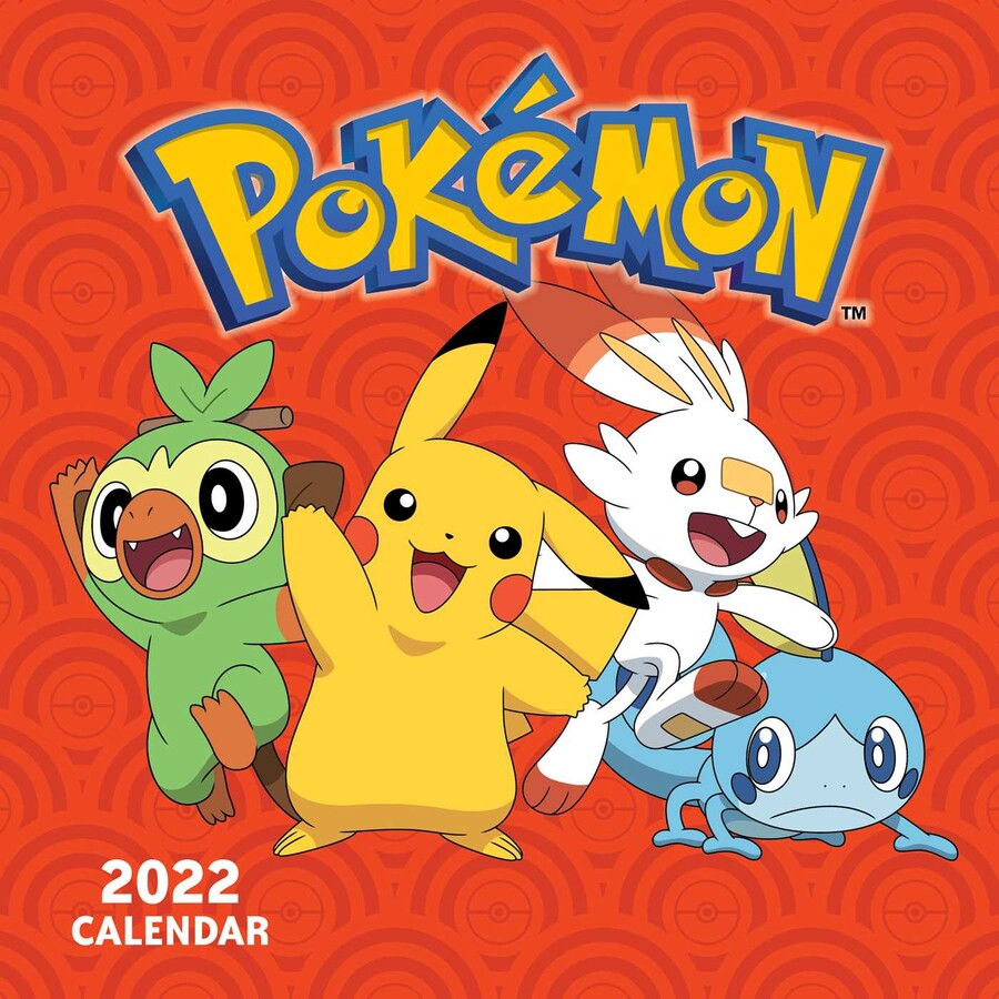 Mini Calendar 2022.Pokemon 2022 Mini Wall Calendar Book Summary Video Official Publisher Page Simon Schuster