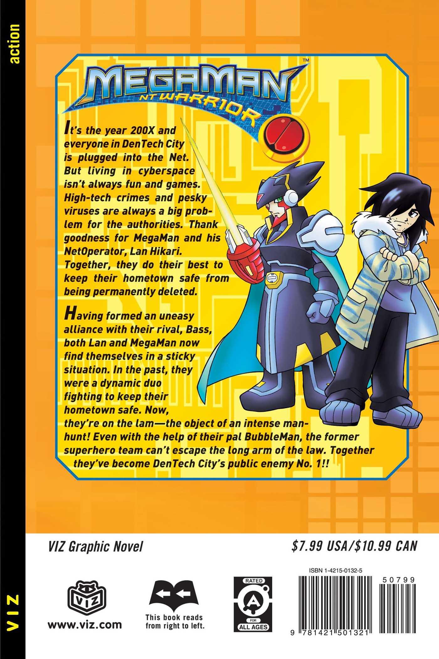 Megaman NT Warrior #13 - Vol 13 (Issue)