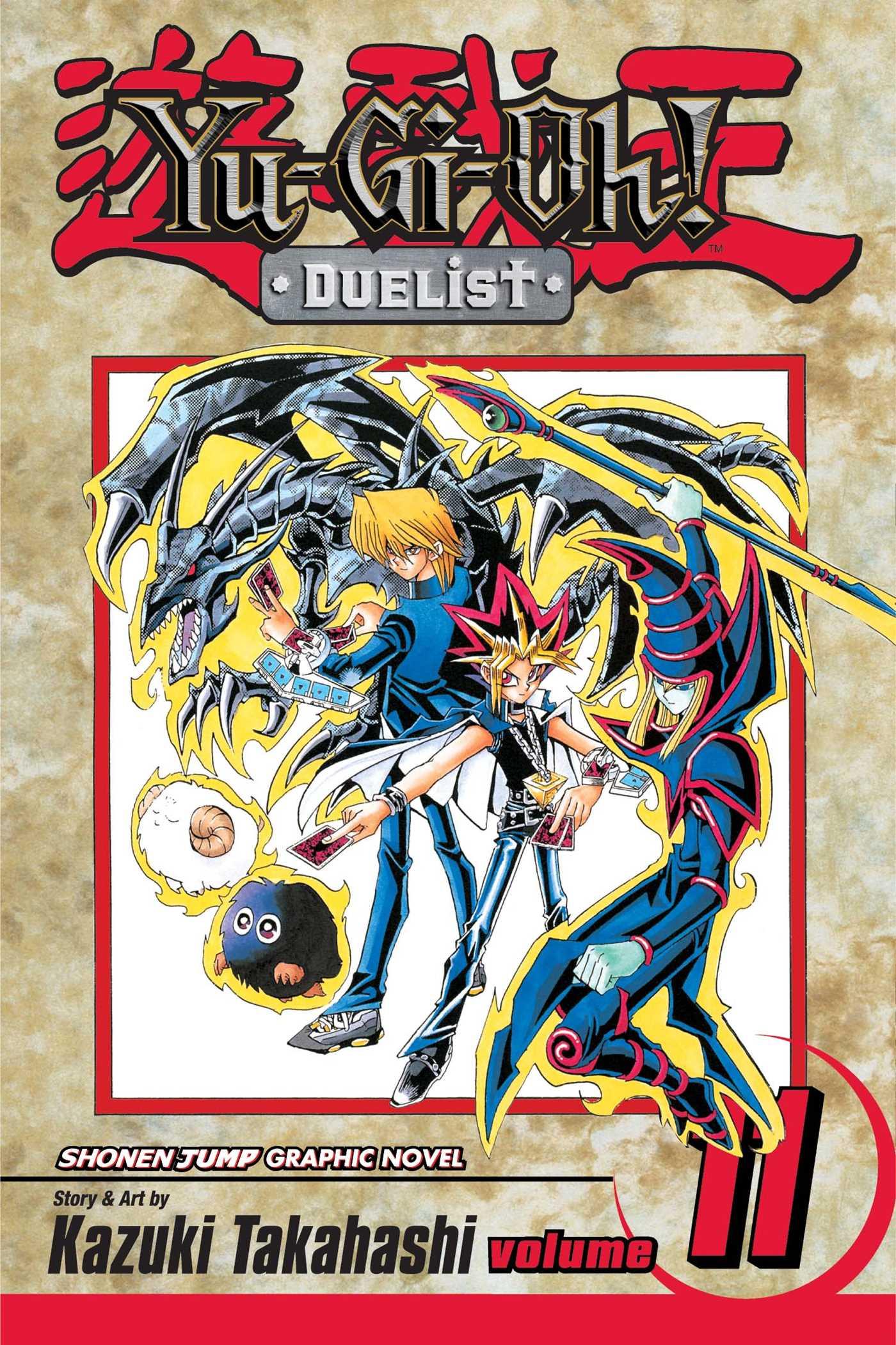 Yu gi oh duelist vol 11 9781421501505 hr