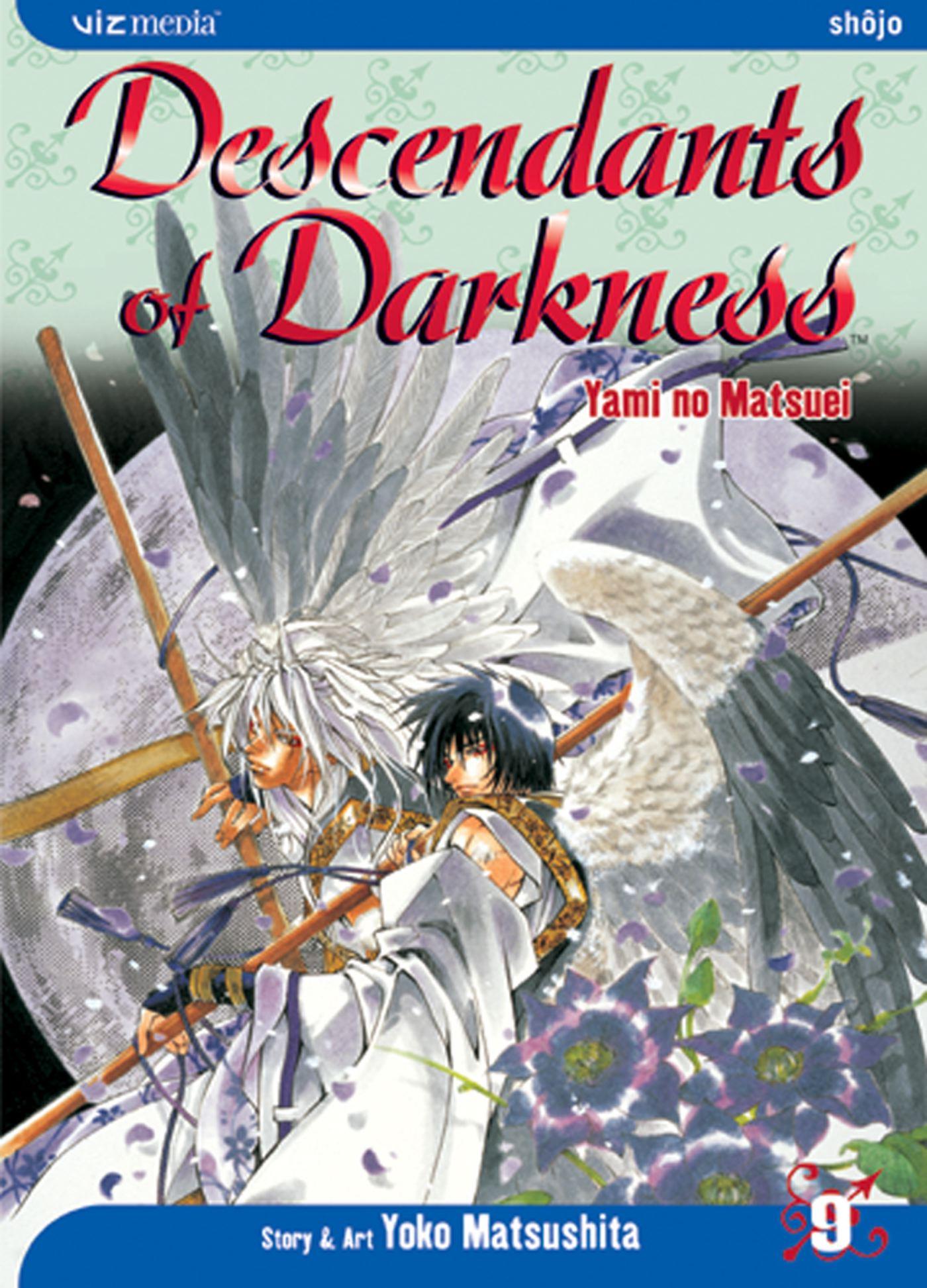 Descendants of darkness vol 9 9781421501710 hr