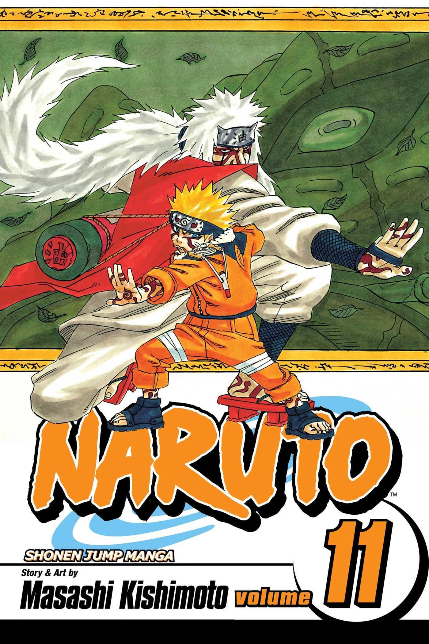 Naruto, Vol. 11 | Book by Masashi Kishimoto | Official