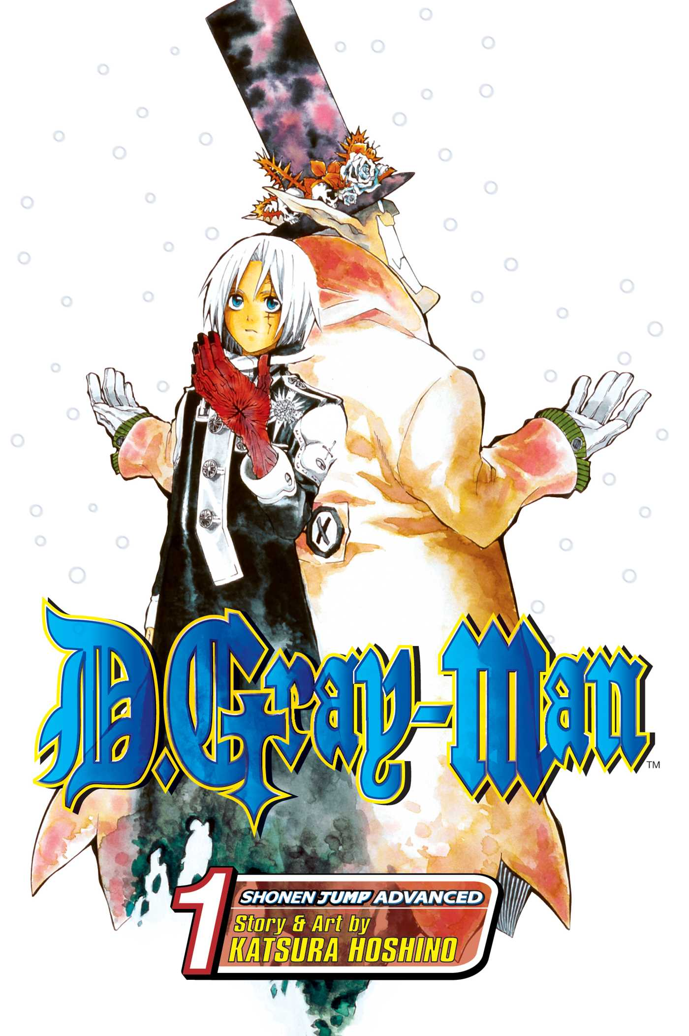 Ebook Dgray Man Vol 1 Dgray Man 1 By Katsura Hoshino