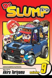 Dr. Slump, Vol. 9
