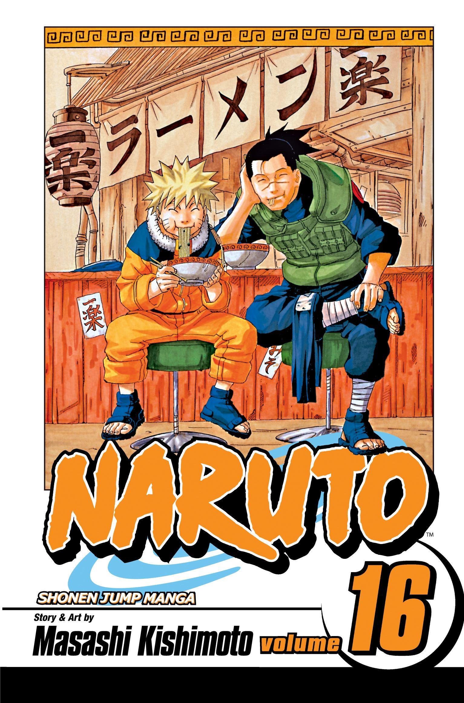 Naruto vol 16 9781421510903 hr