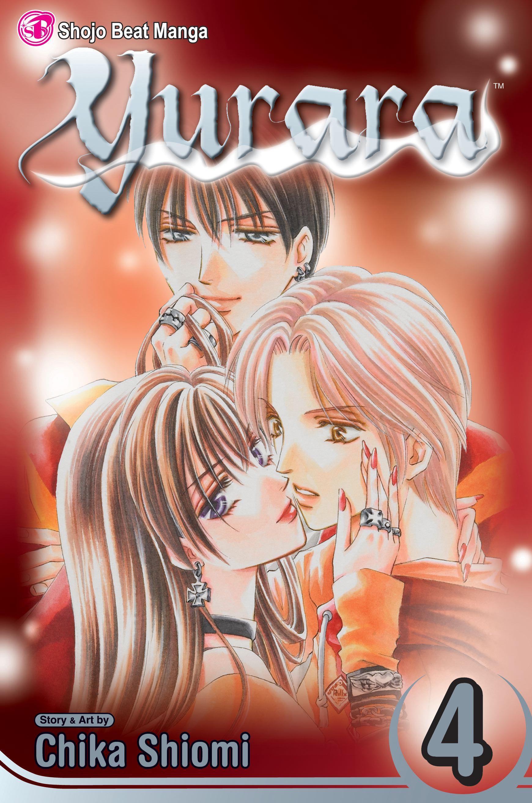 Yurara vol 4 9781421513539 hr