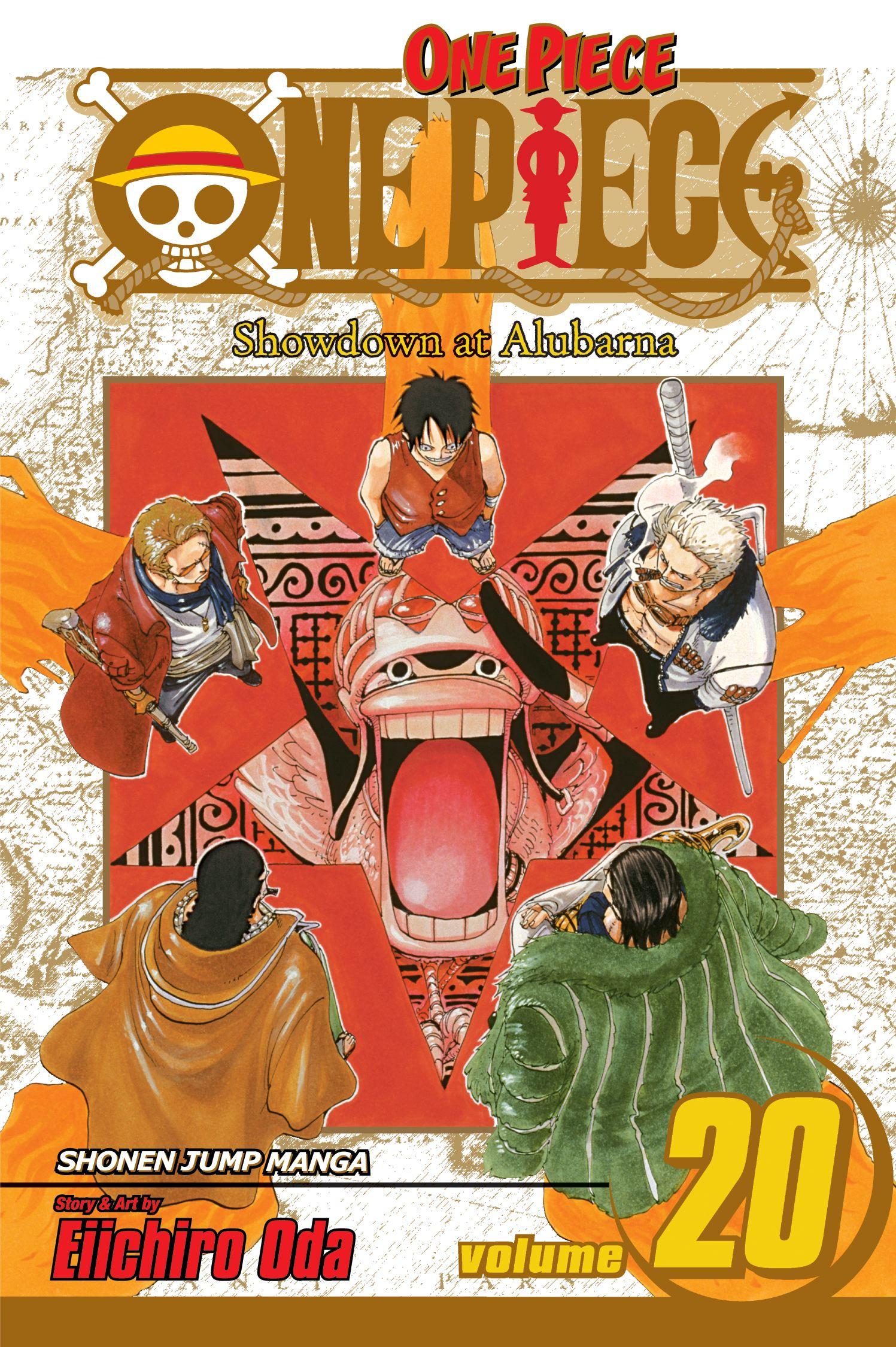 One Piece, Vol. 20   Book by Eiichiro Oda   Official ...
