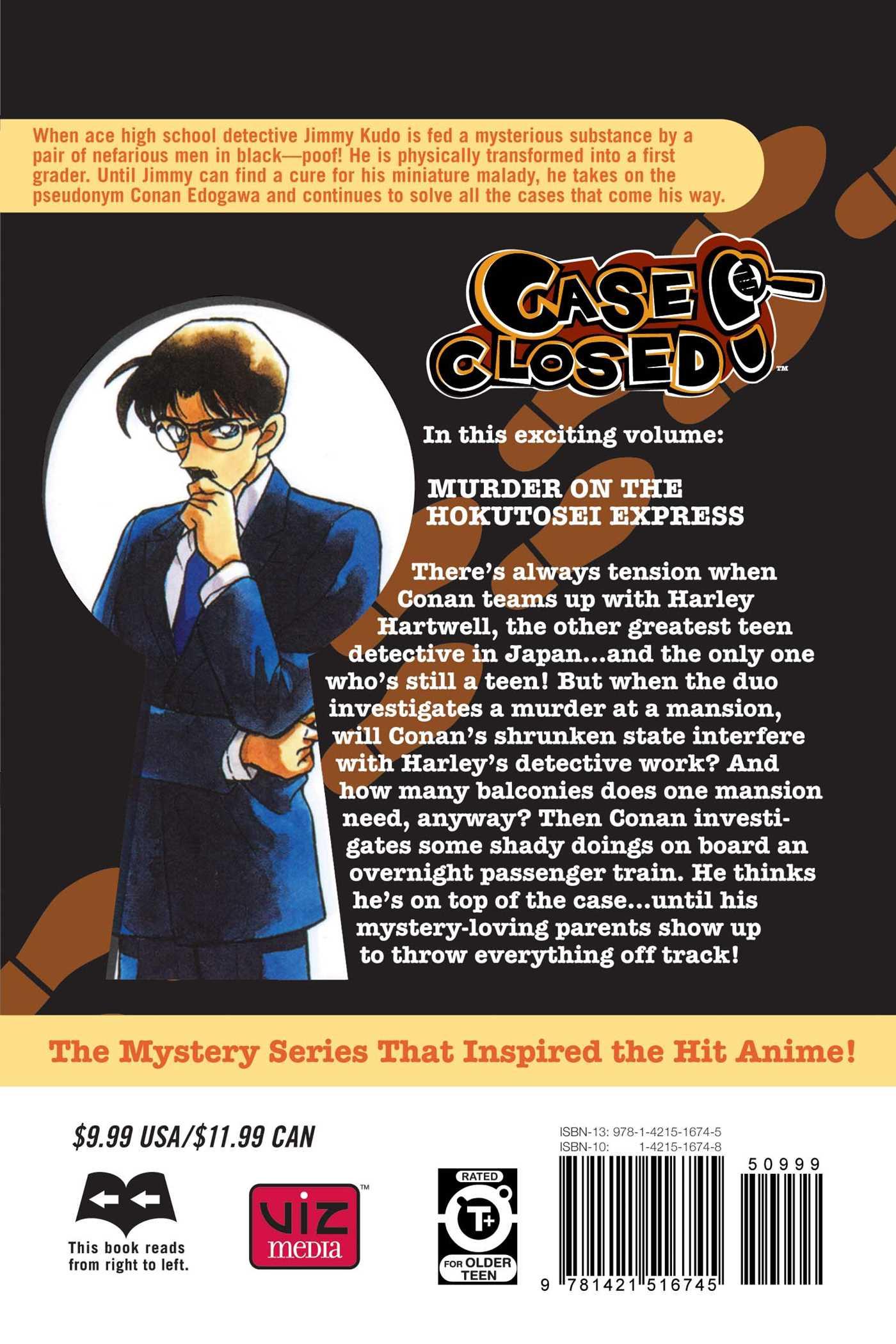 Vol 22 Case Closed
