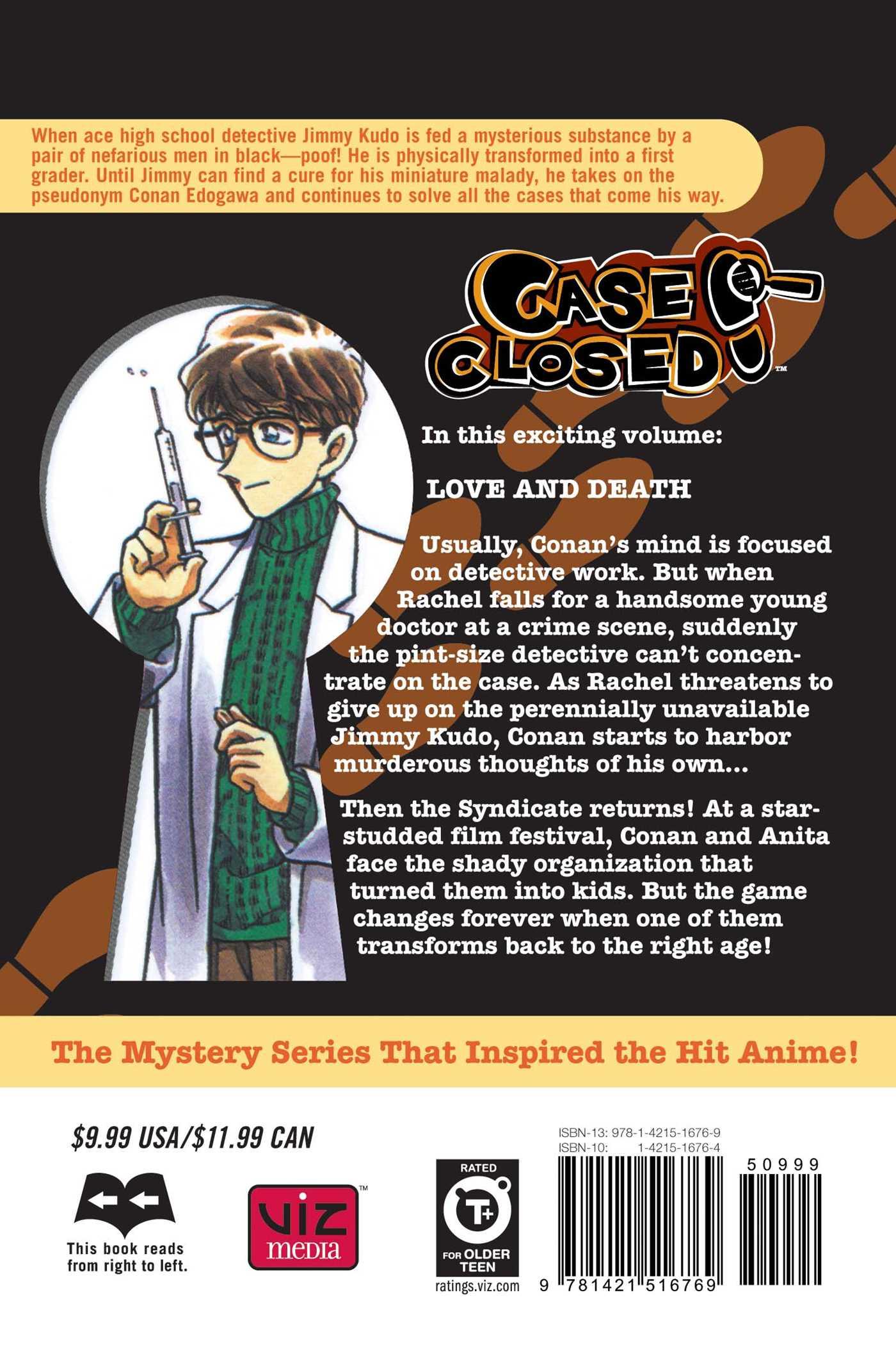 Case closed vol 24 9781421516769 hr back