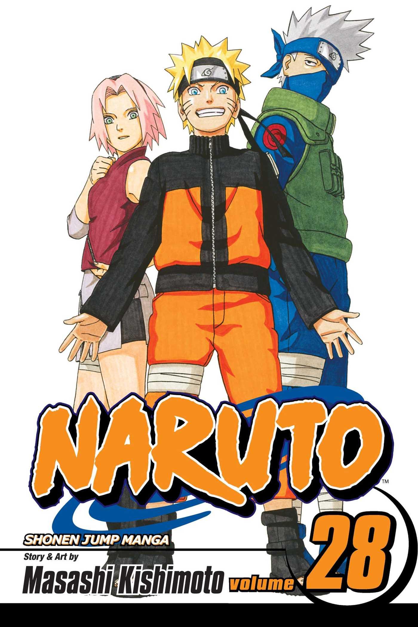 Naruto, Vol. 28 | Book by Masashi Kishimoto | Official