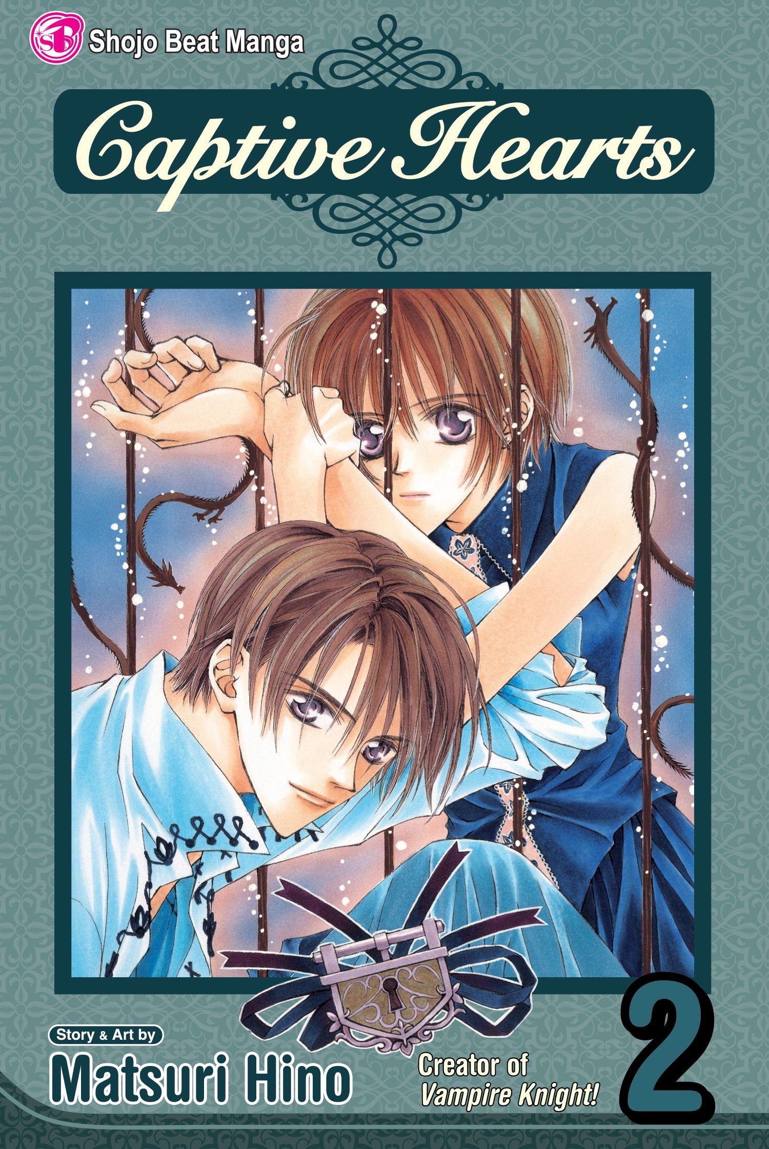 Book Cover Image (jpg): Captive Hearts, Vol. 2