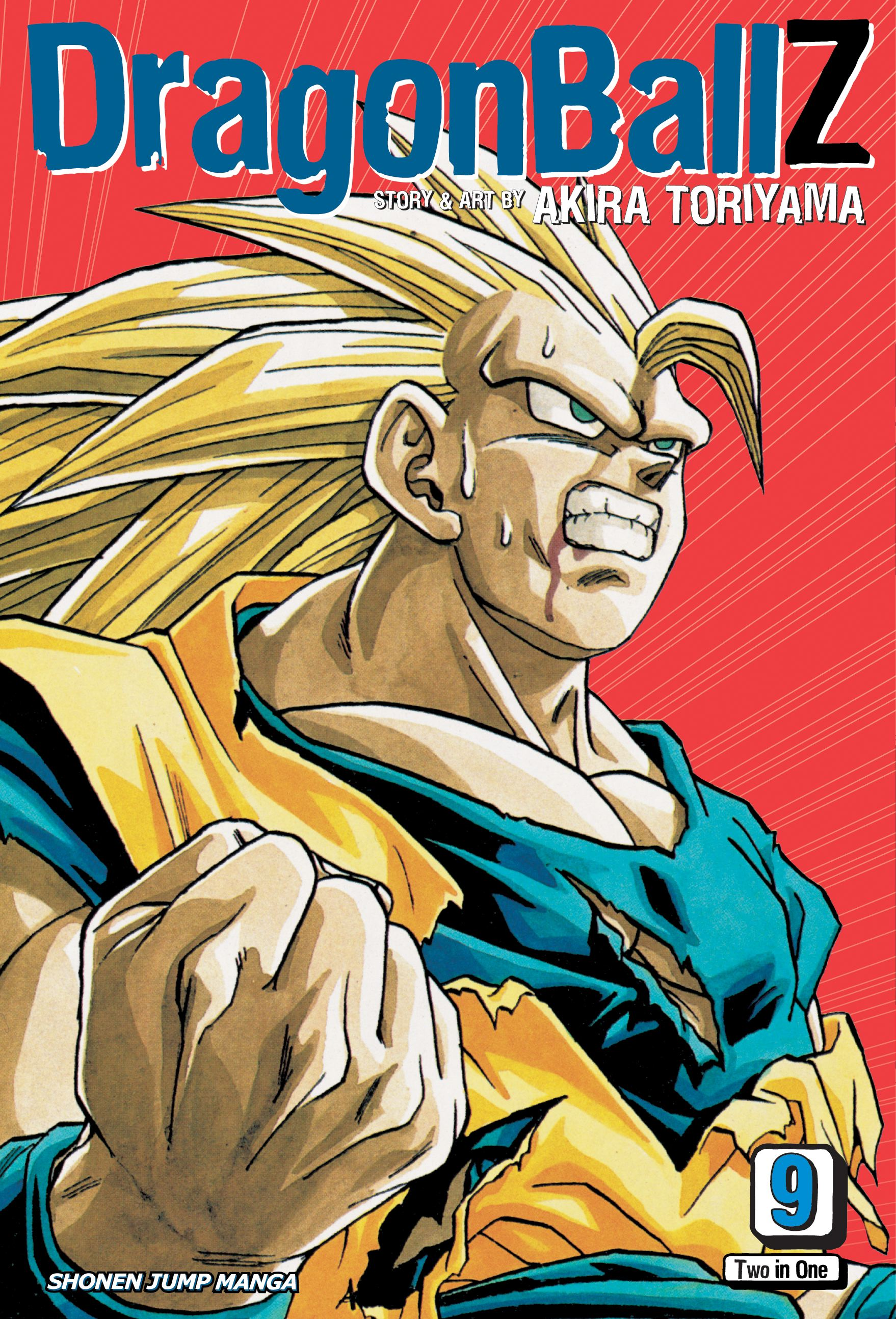 Dragon Ball Z Vol 9 Vizbig Edition Book By Akira