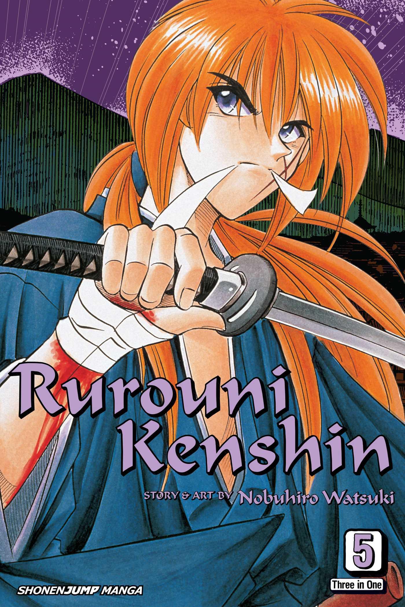 Rurouni Kenshin Vol 5 Vizbig Edition Book By Nobuhiro Watsuki
