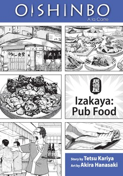 Oishinbo: Izakaya--Pub Food
