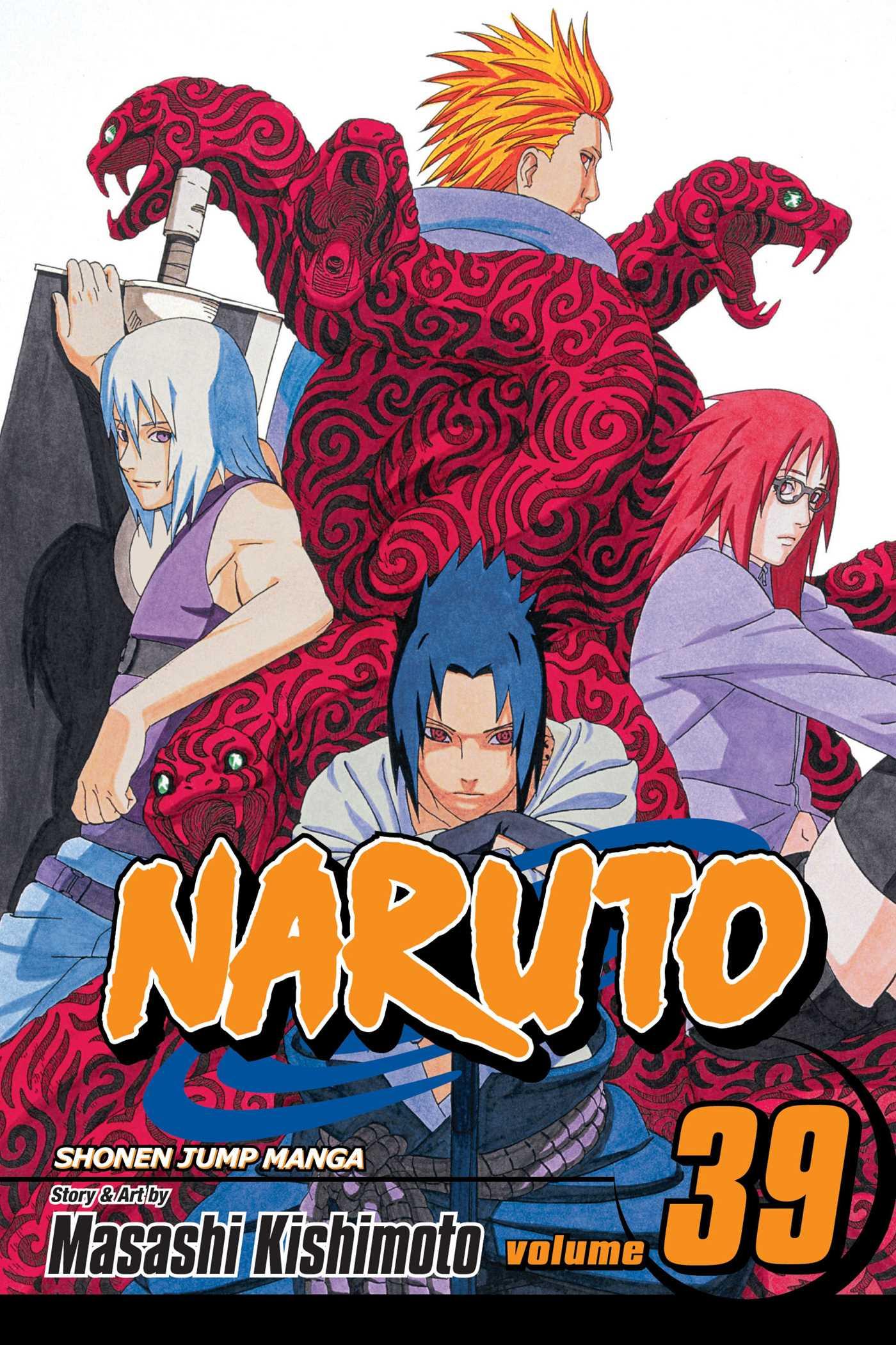 Naruto, Vol  39 | Book by Masashi Kishimoto | Official