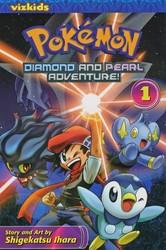 Pokémon: Diamond and Pearl Adventure!, Vol. 1