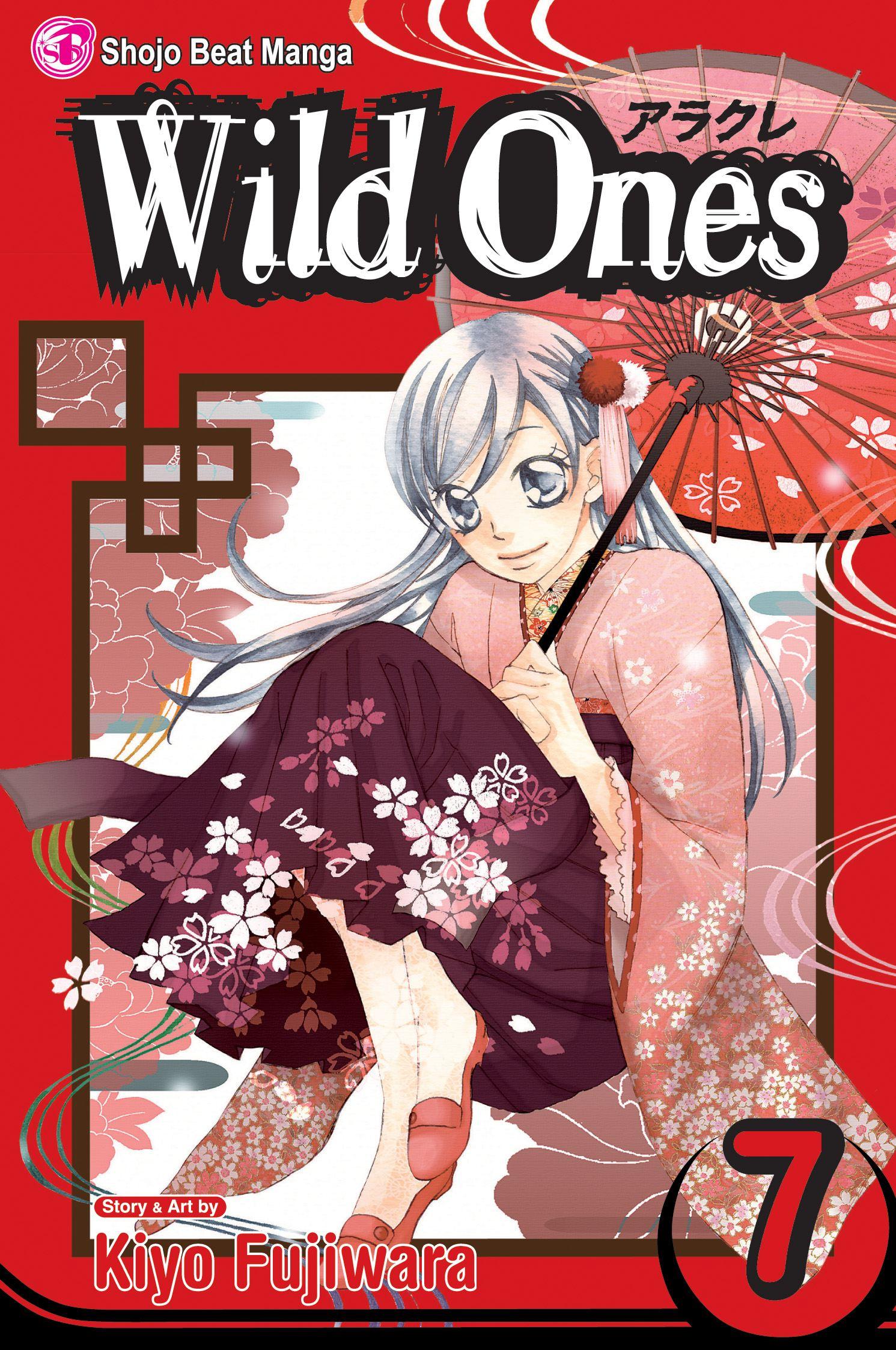 Wild ones vol 7 9781421526607 hr
