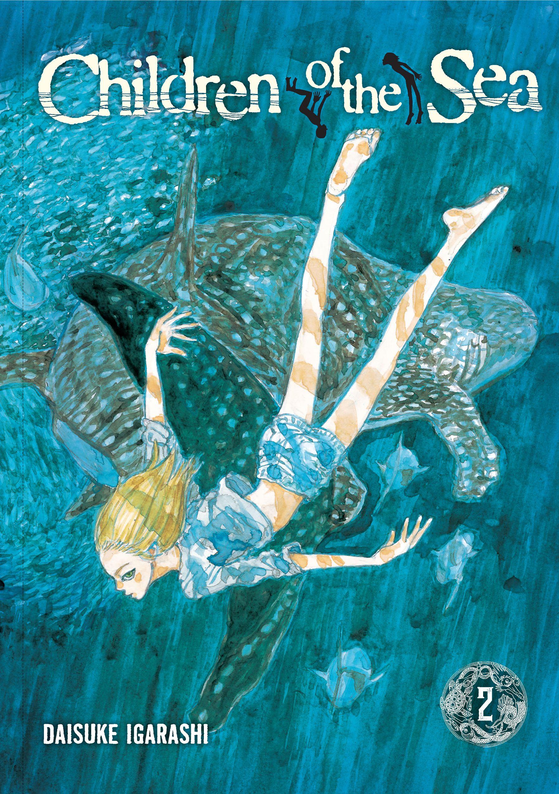 Children of the sea vol 2 9781421529196 hr