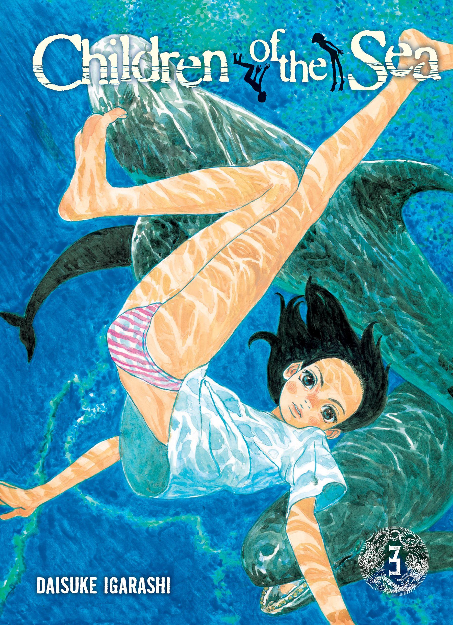 Children of the sea vol 3 9781421529202 hr