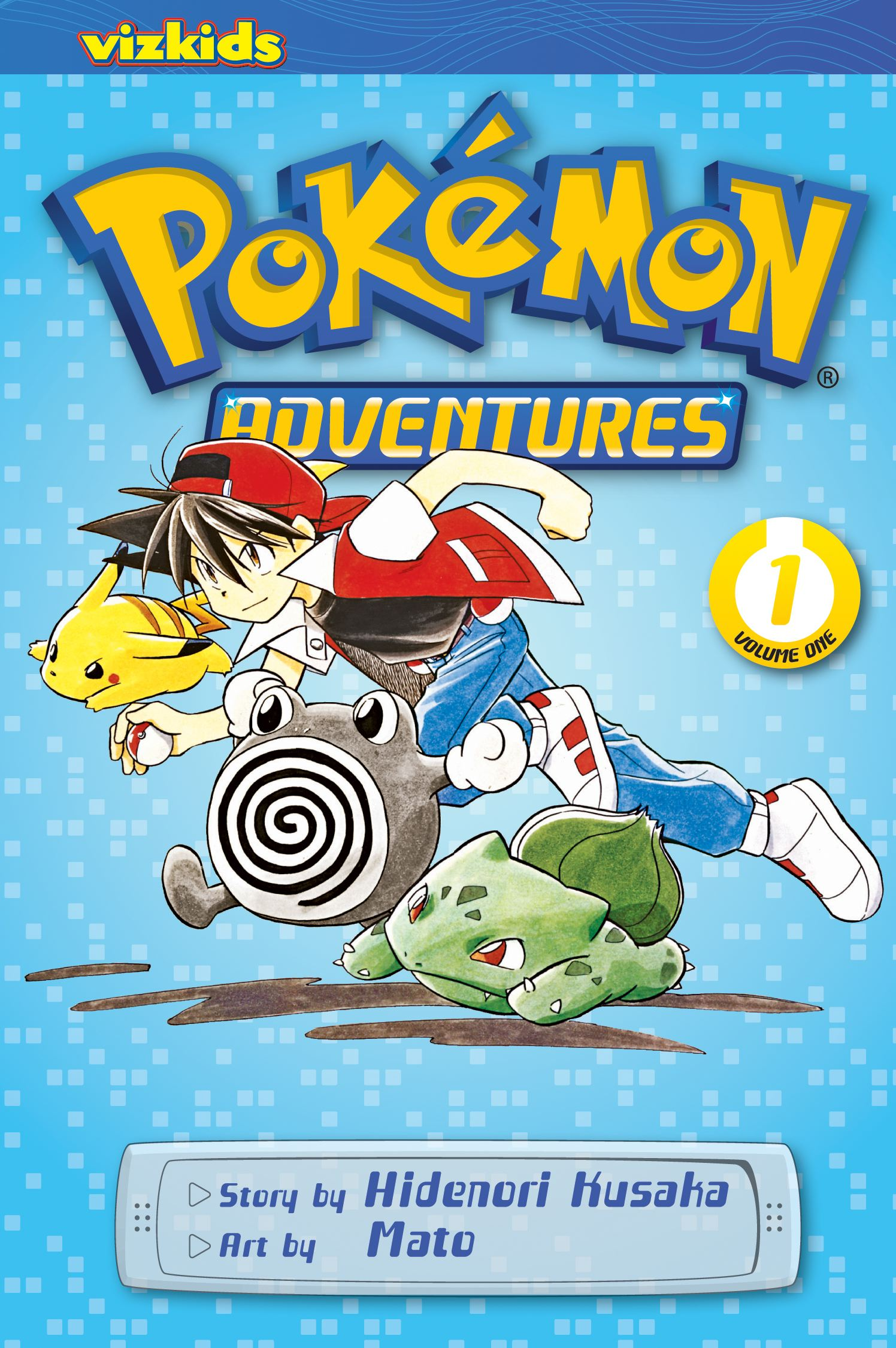 Pokémon Adventures (Red and Blue), Vol. 1 | Book by Hidenori ...